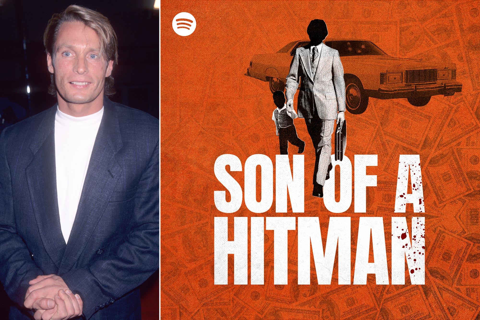 Brett Harrelson, Son of a Hitman