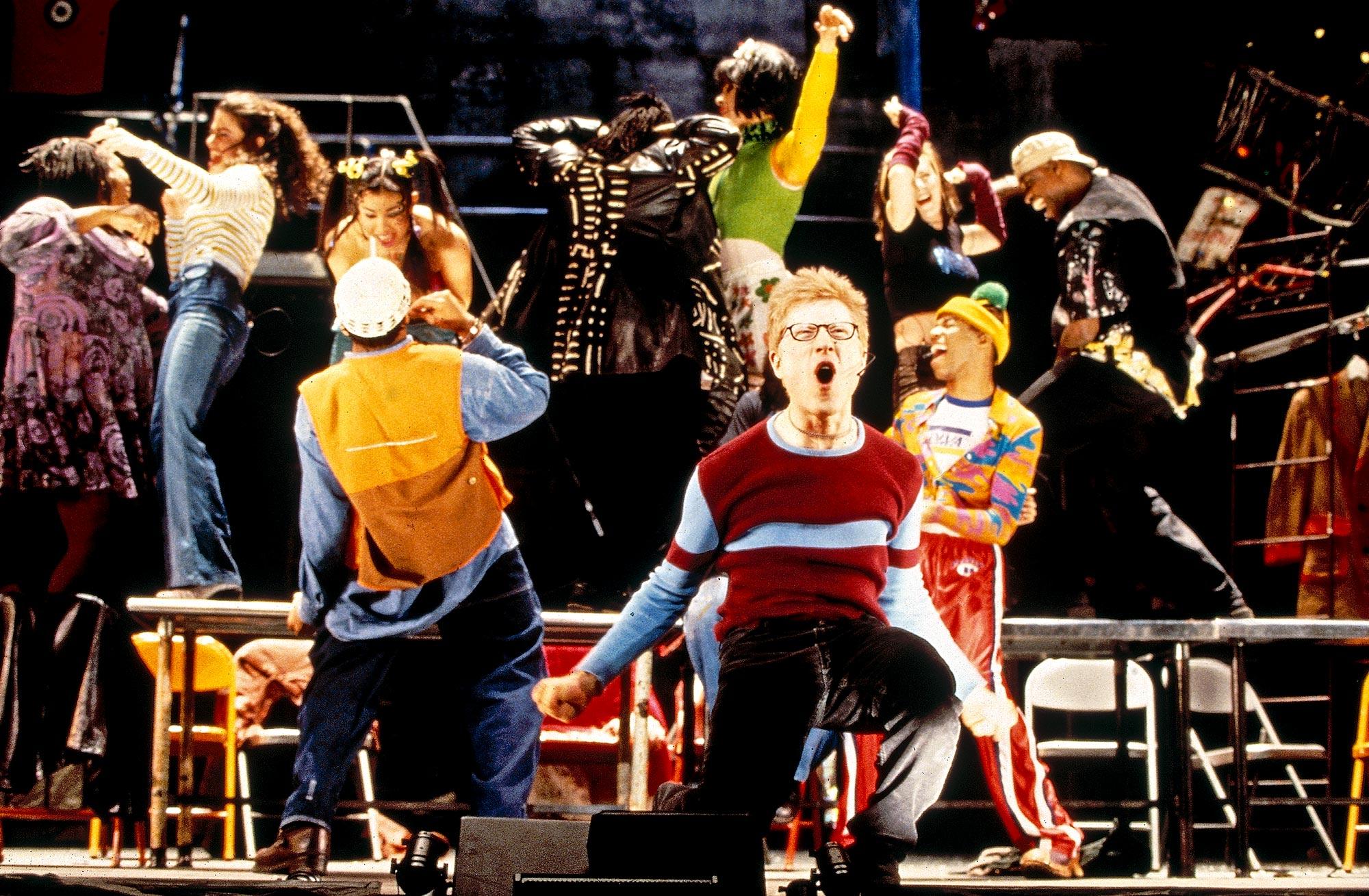 Rent - original Broadway cast