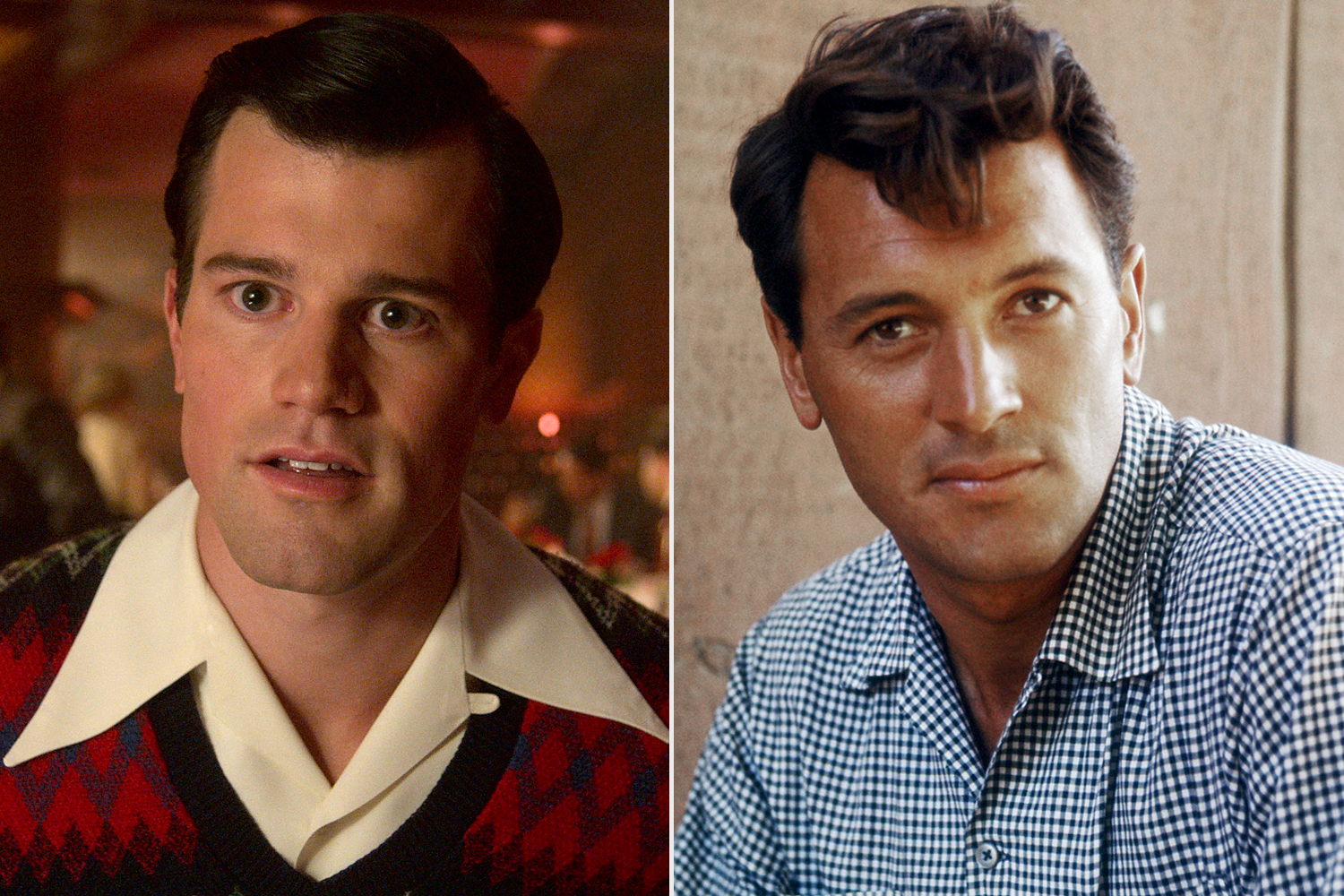 """A star of classics likeMagnificent ObsessionandPillow Talk,Rock Hudson shocked the world when the long-closeted actor revealed his AIDS diagnosis in the 1980s. Here, he's offered a glimmer of a life different from a tragic existence caught between a rock and a hard place. Picking felt a """"level of obligation and gravity"""" portraying him, given Hudson's place in Hollywood history. """"I just found myself falling in love with Rock,"""" Picking says. """"I just wish he was alive and well so he could see the social progress [and] open-mindedness we've adopted."""""""