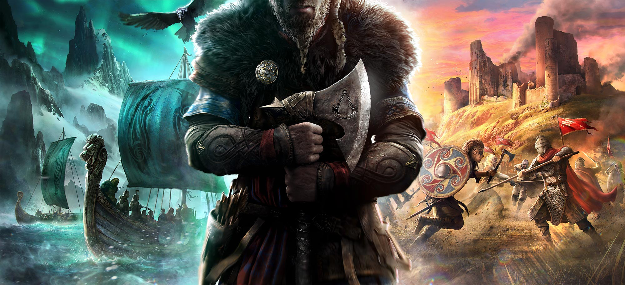 Assassin S Creed Valhalla Confirms Viking Setting For Next Game