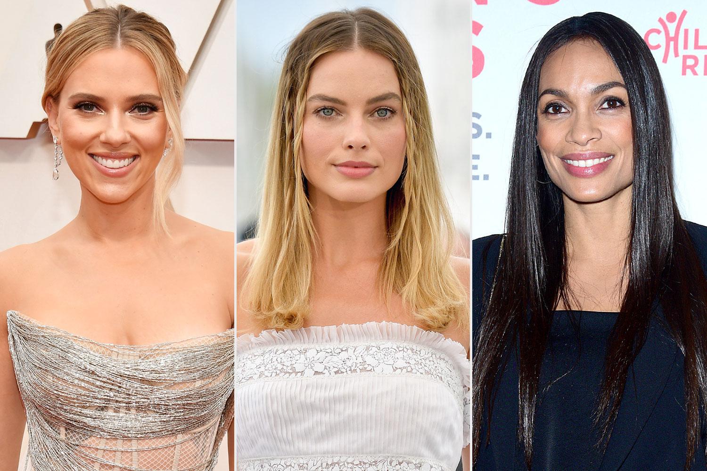 Scarlett Johansson, Margot Robbie, Rosario Dawson