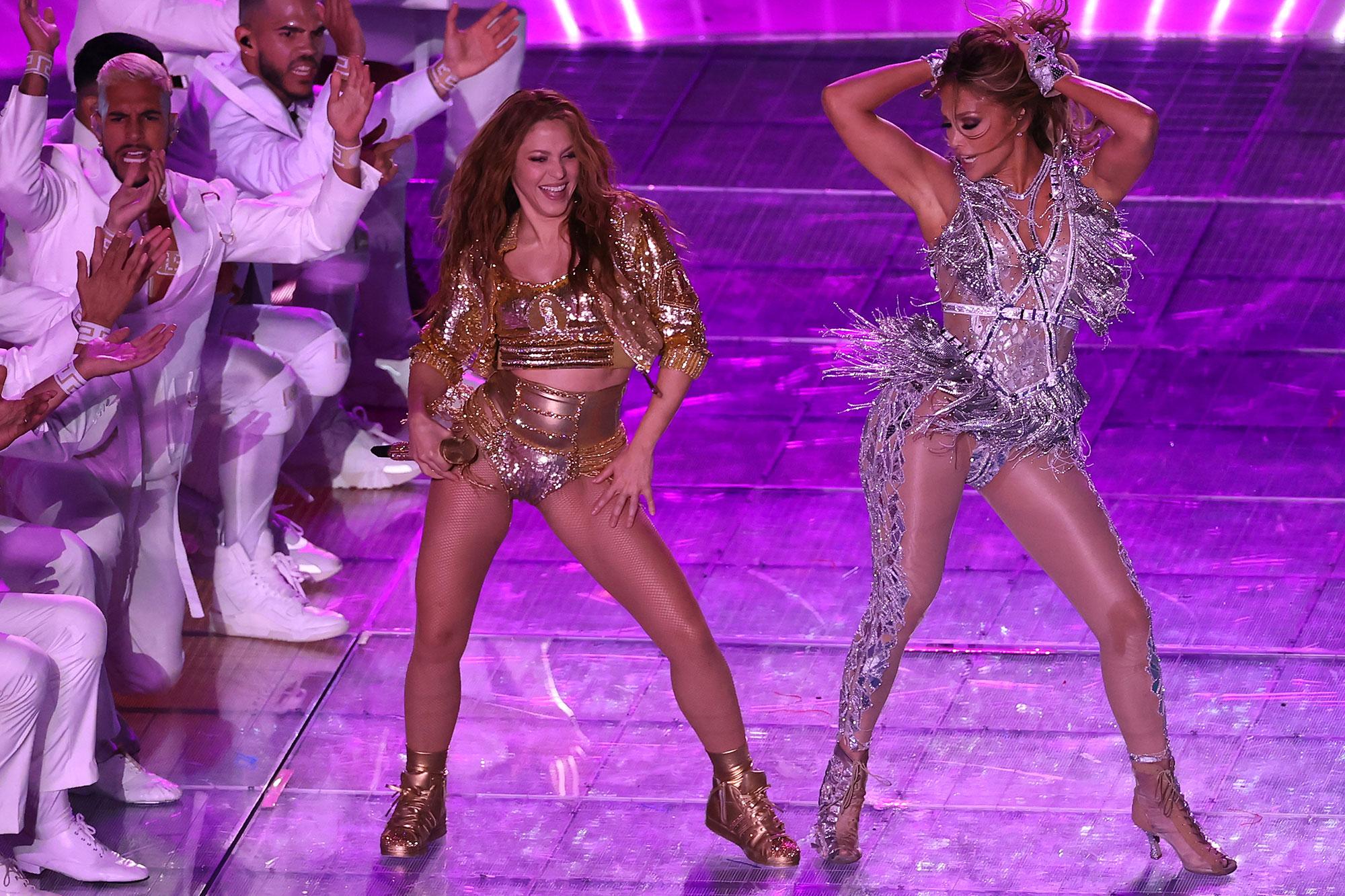 Shakira, Jennifer Lopez