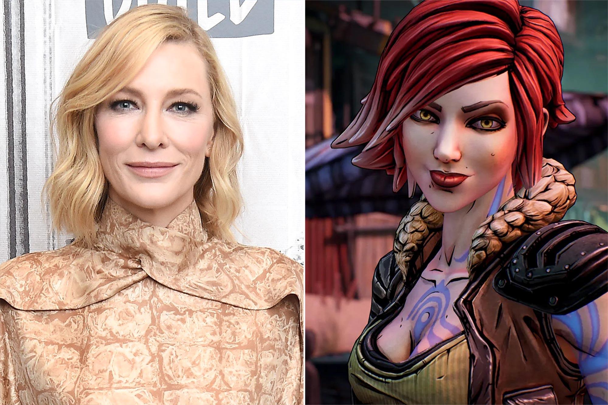 Cate Blanchett, Borderlands