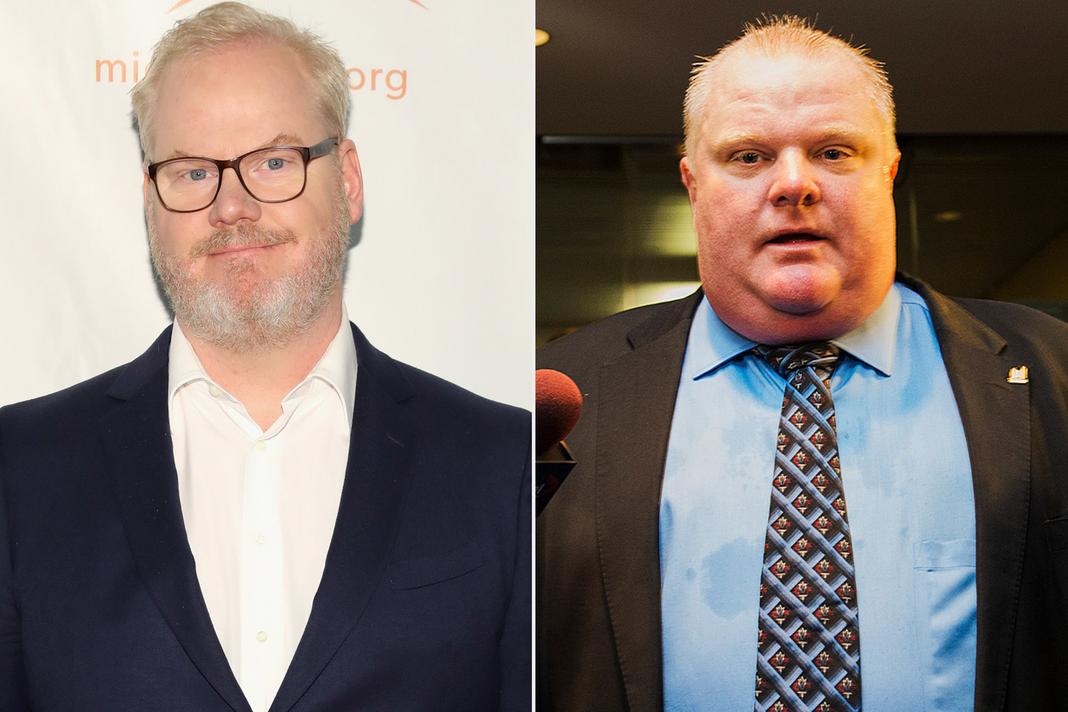 Jim Gaffigan, rob ford
