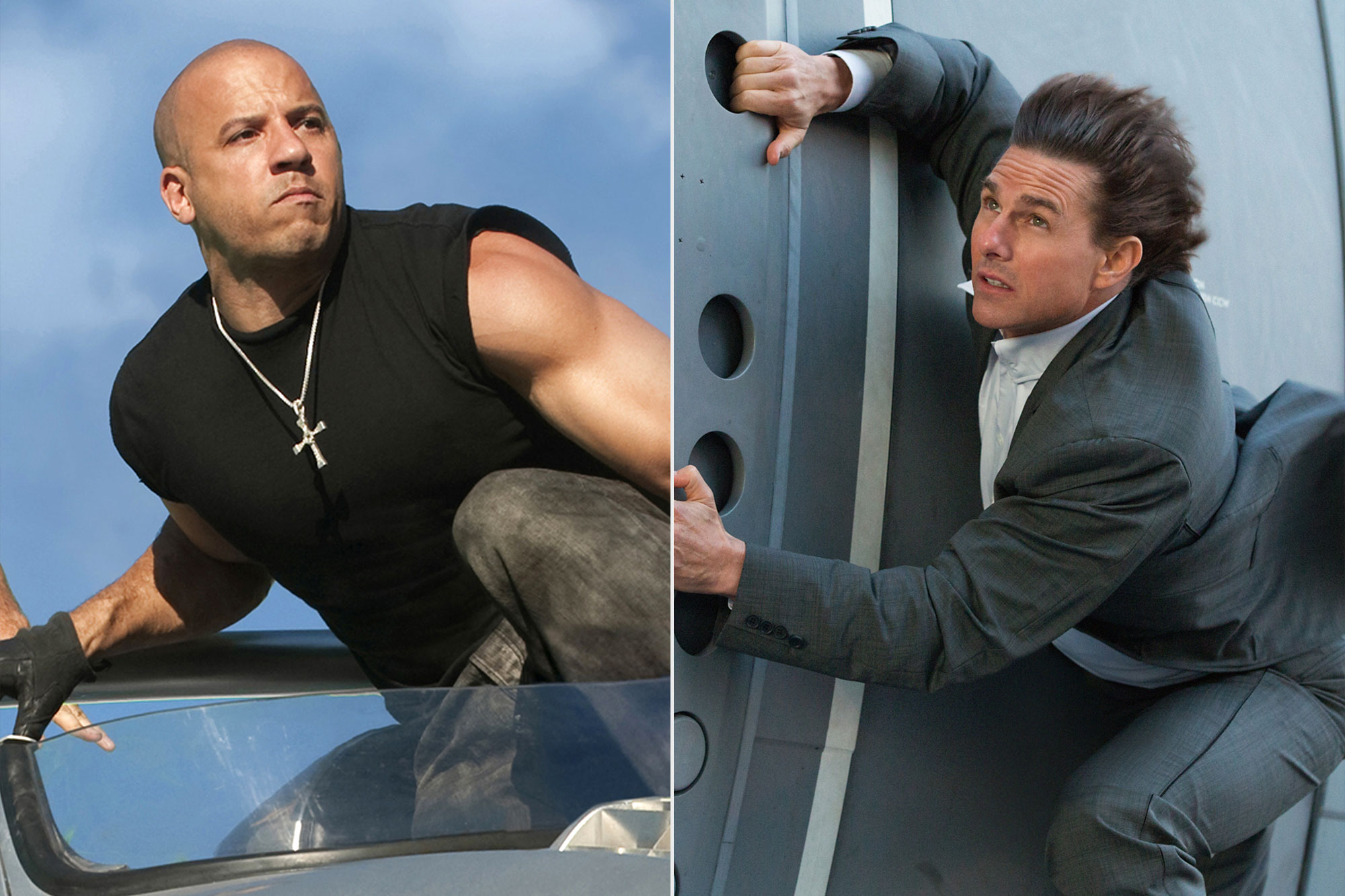 Fast Five; Mission Impossible