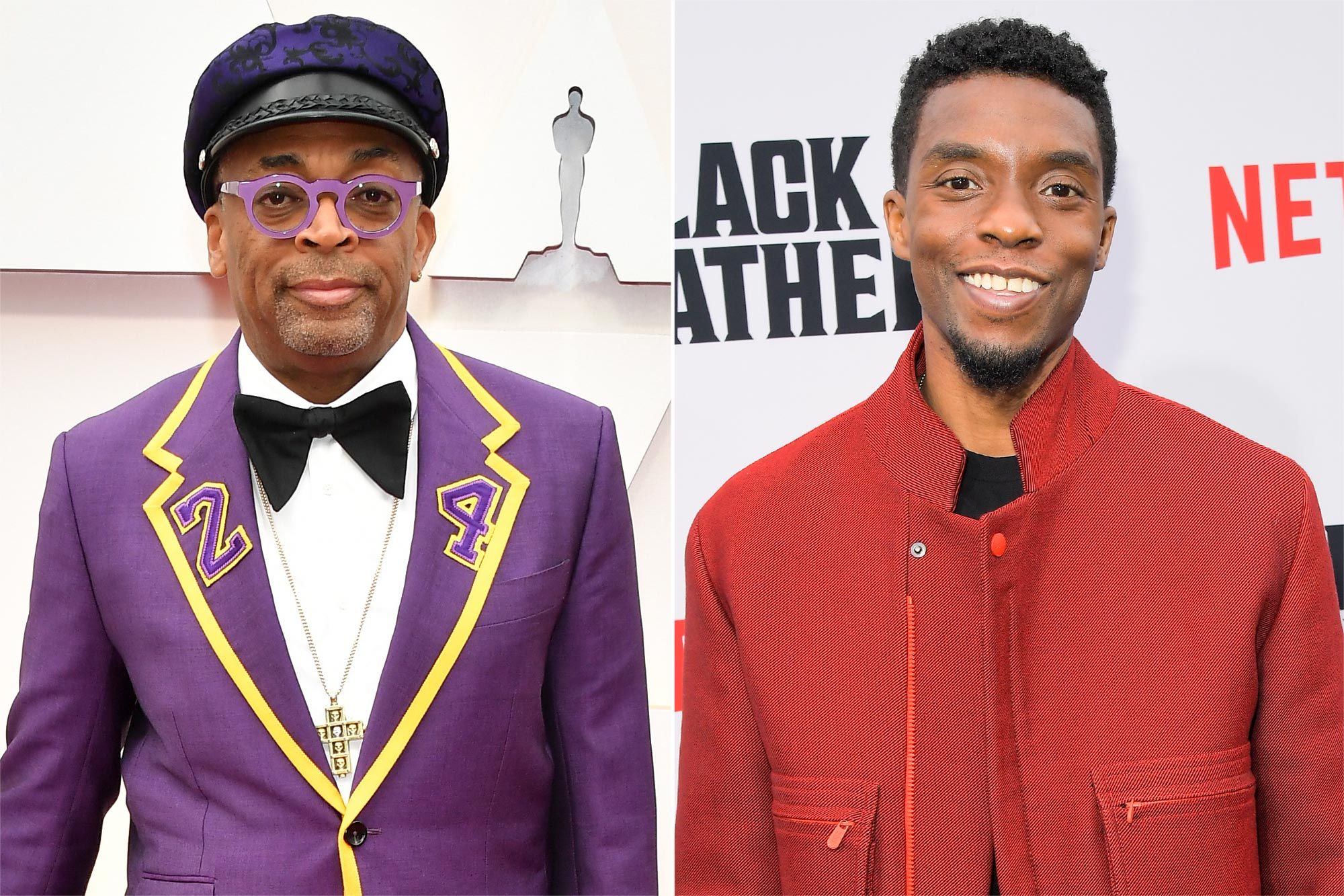 Spike Lee, Chadwick Boseman