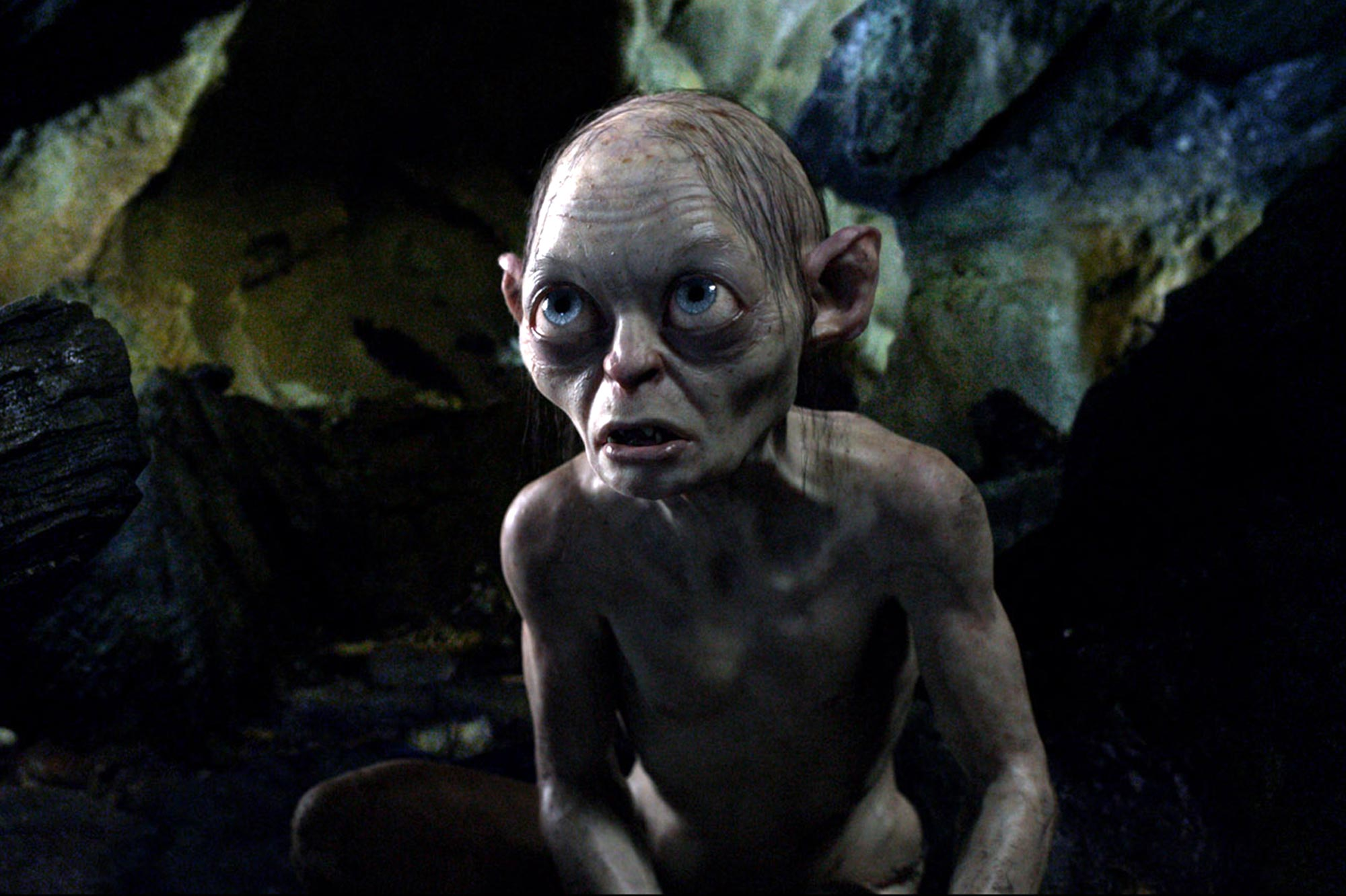 THE HOBBIT: AN UNEXPECTED JOURNEY Gollum