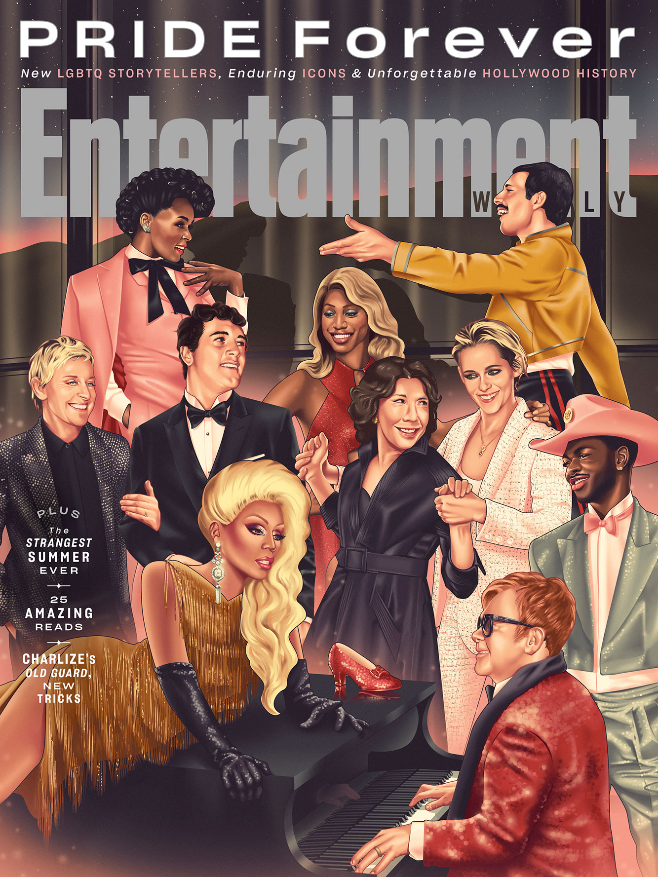 June 2020 Pride Cover