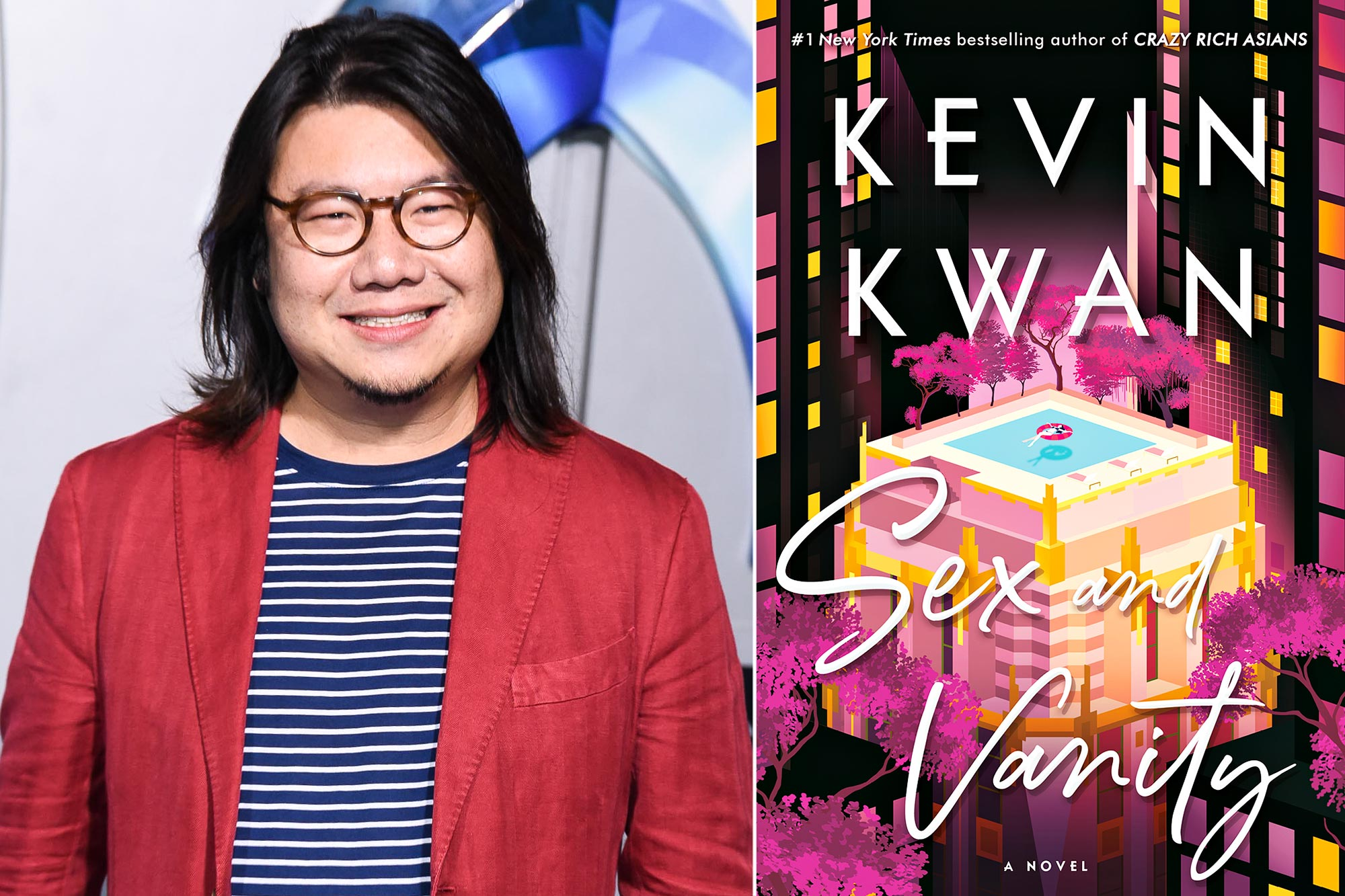 Kevin Kwan, Sex and Vanity by Kevin Kwan