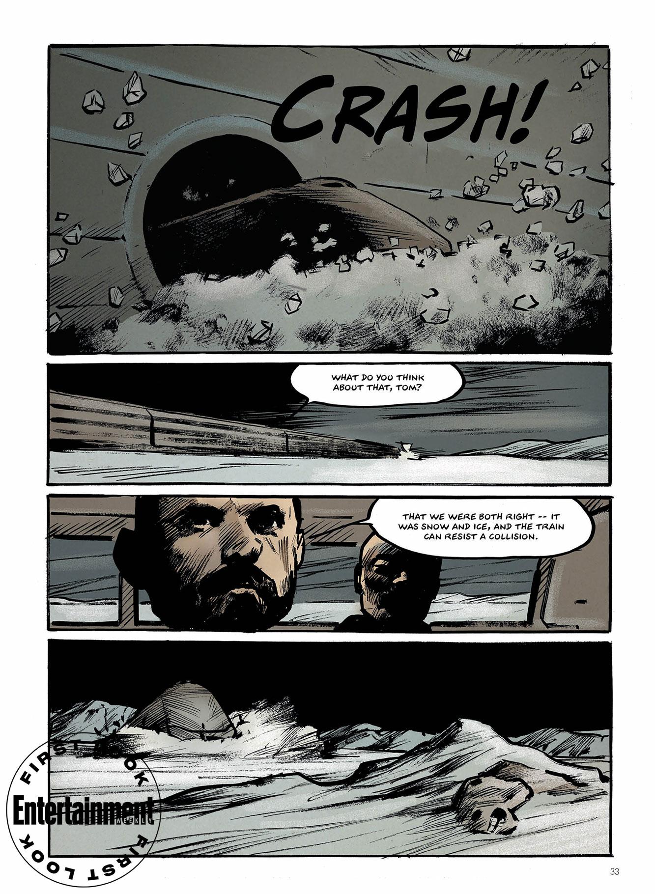 Snowpiercer: The Prequel Part 2: Apocalypse