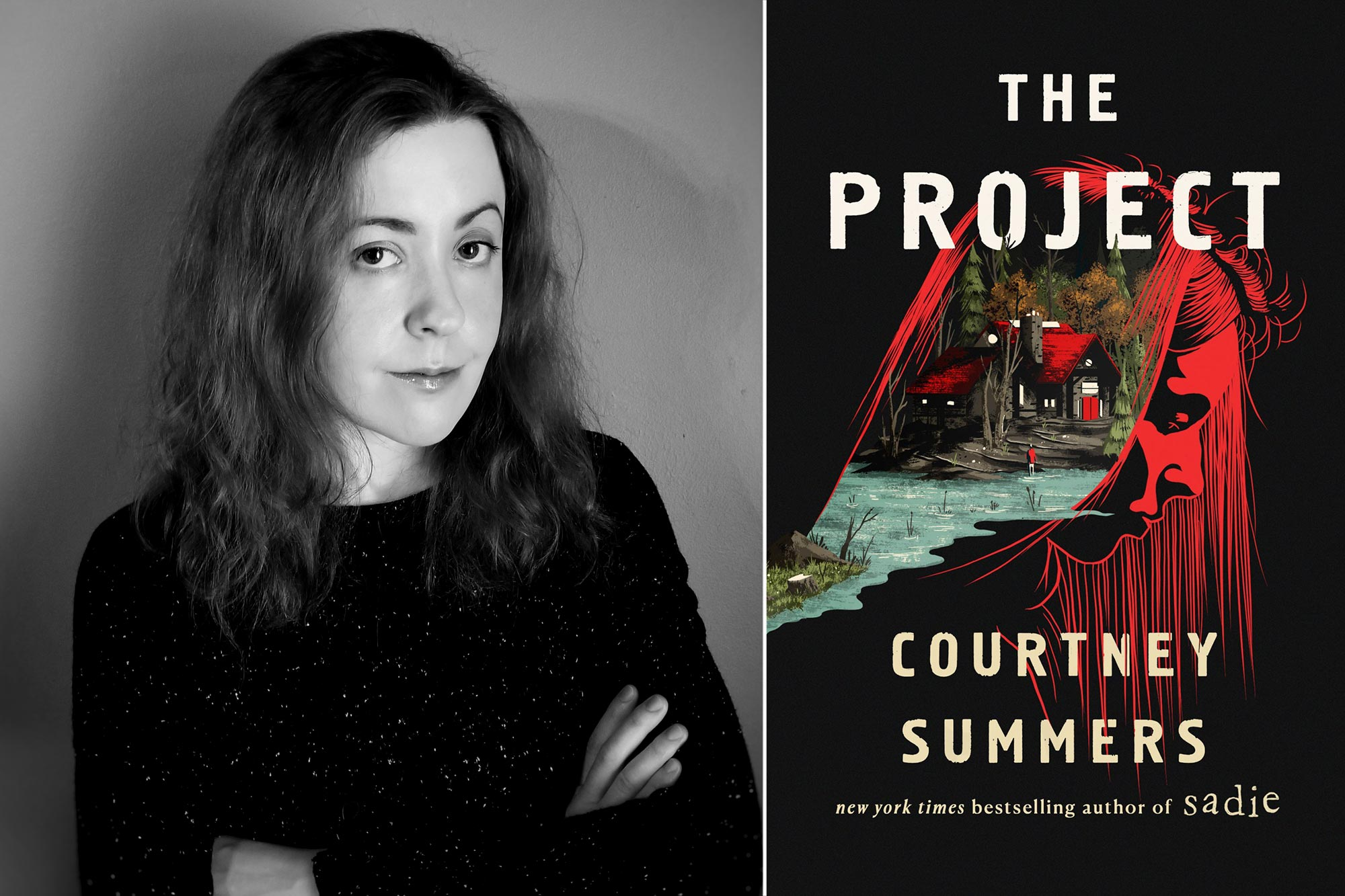 Courtney Summers, The Project