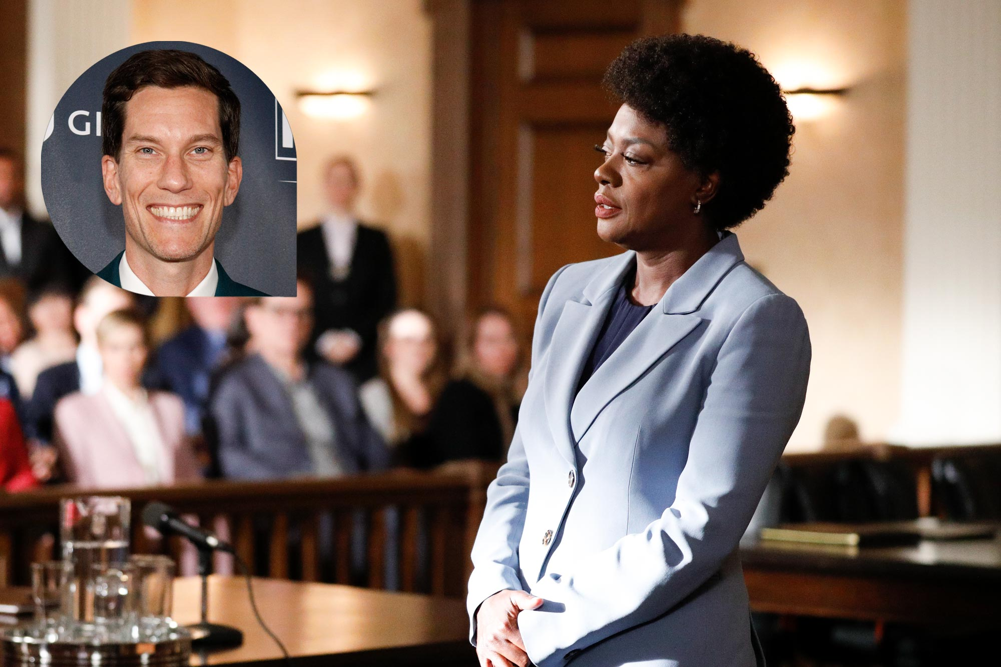 HOW TO GET AWAY WITH MURDER, Pete Nowalk