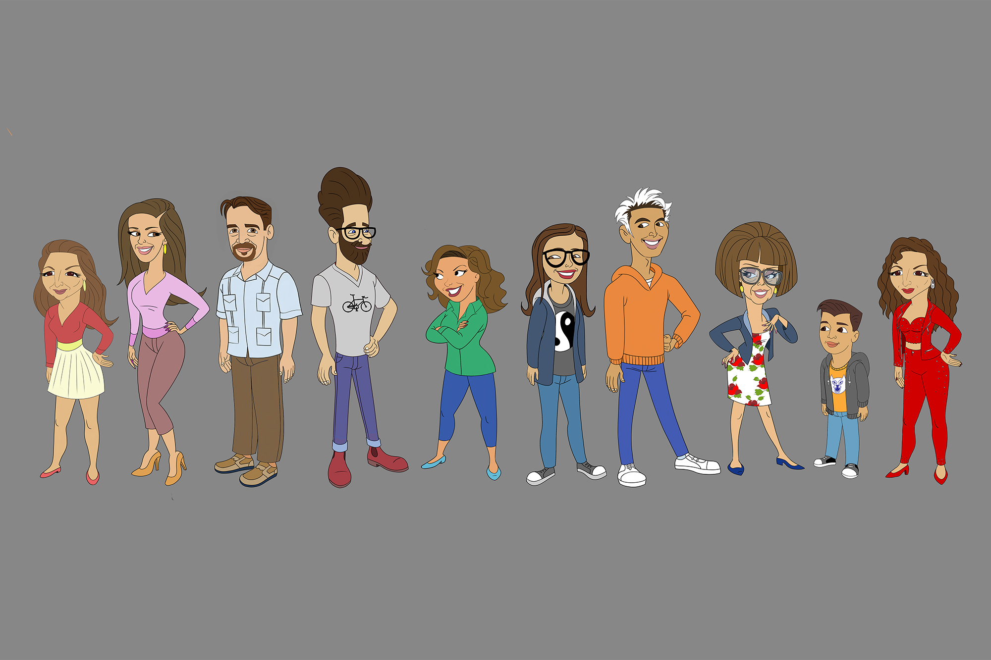 One Day at a Time Animation Special