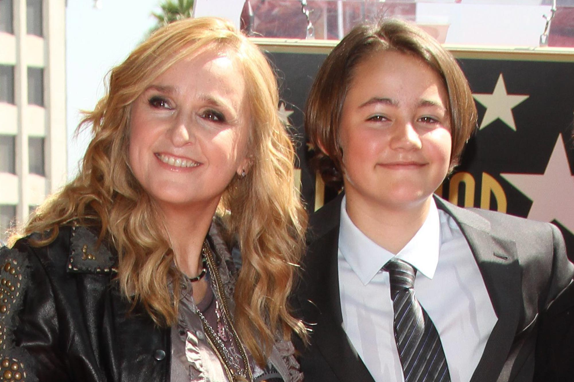 Melissa Etheridge son