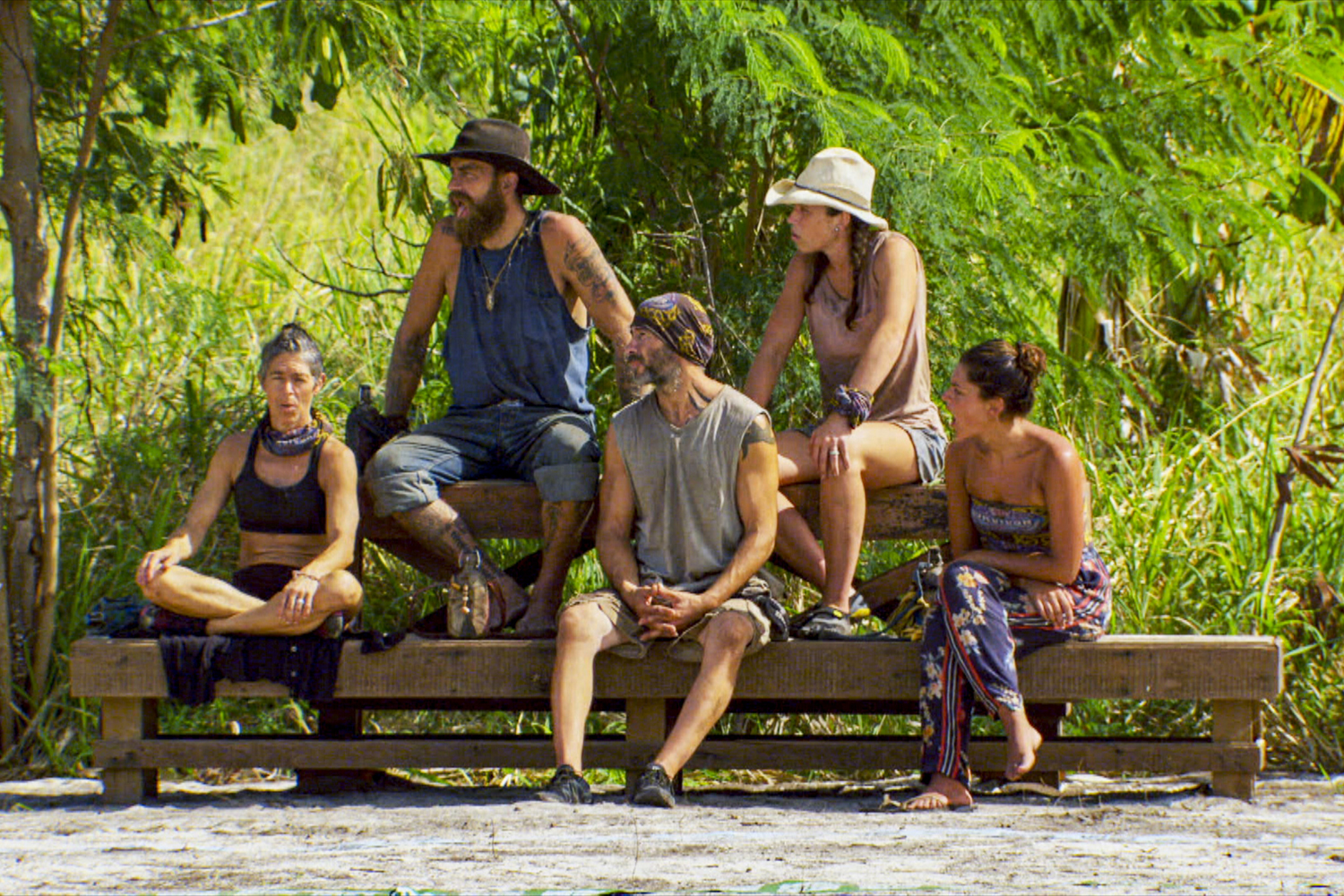 season finale episode of SURVIVOR: WINNERS AT WAR