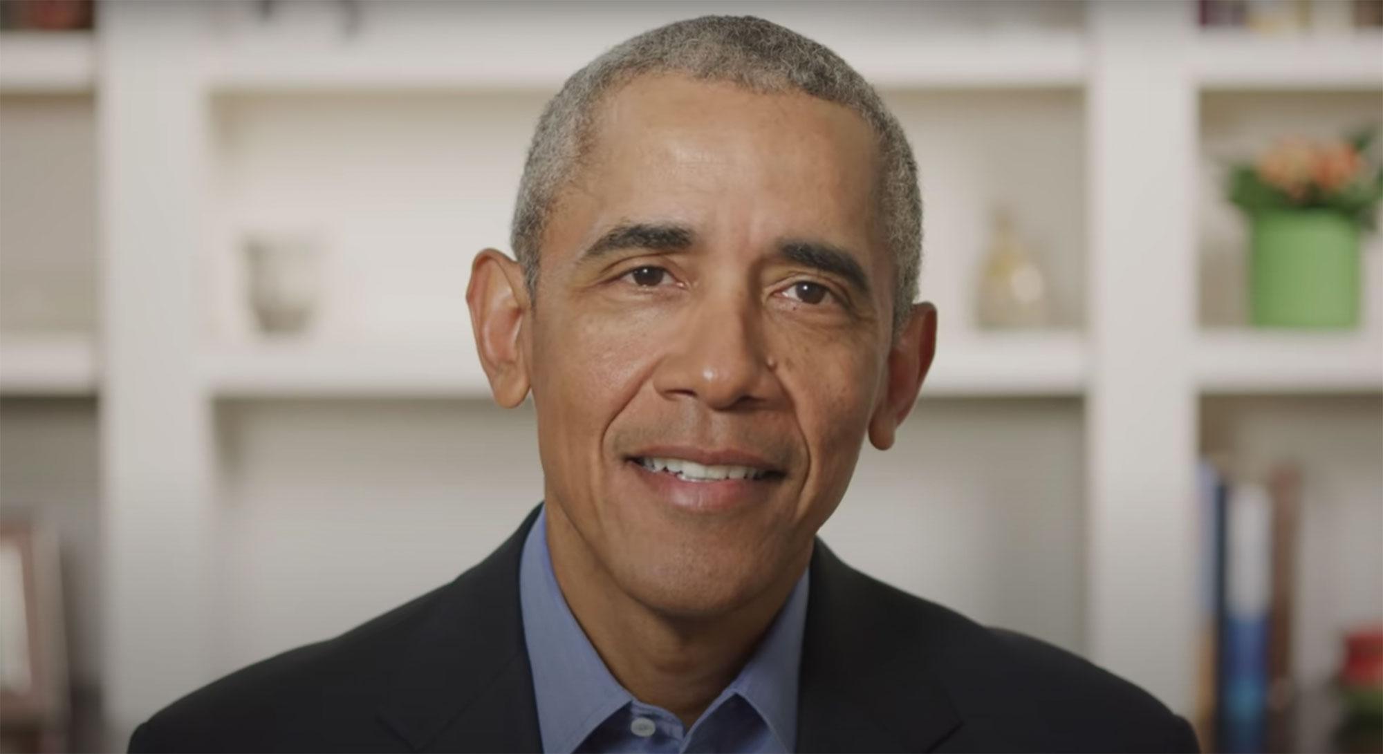 Barack Obama commencement speech