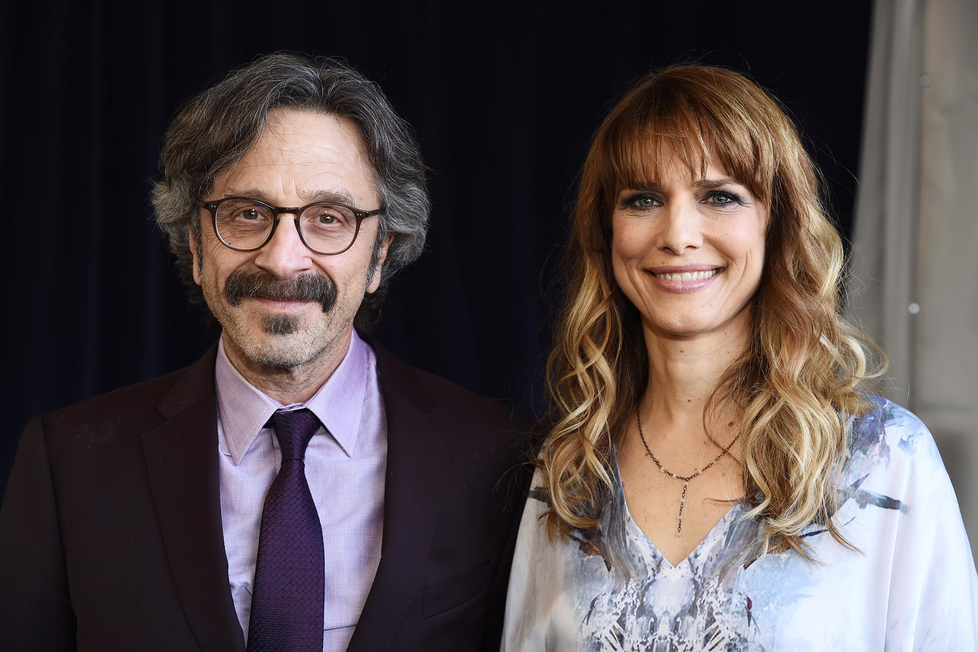 Marc Maron and director Lynn Shelton