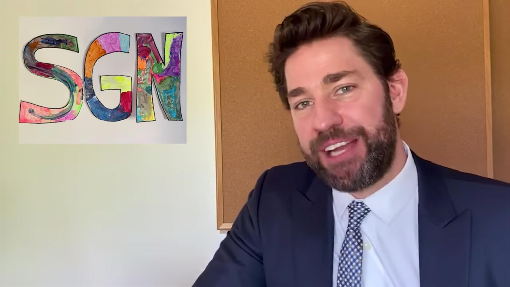 Some Good News with John Krasinski: The SGN Community Episode!