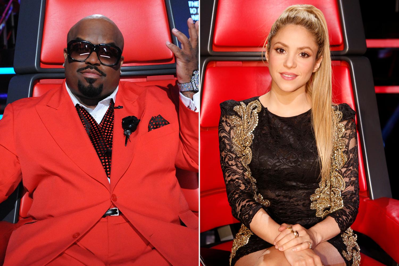 Cee-Lo Green; Shakira