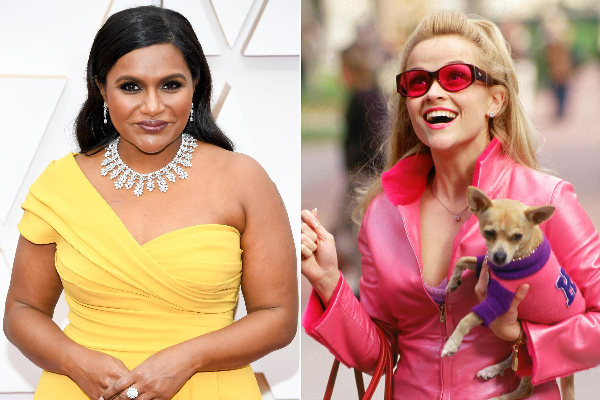 Mindy Kaling, Legally Blonde