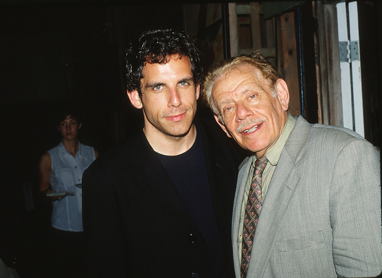 ben Stiller, Jerry Stiller