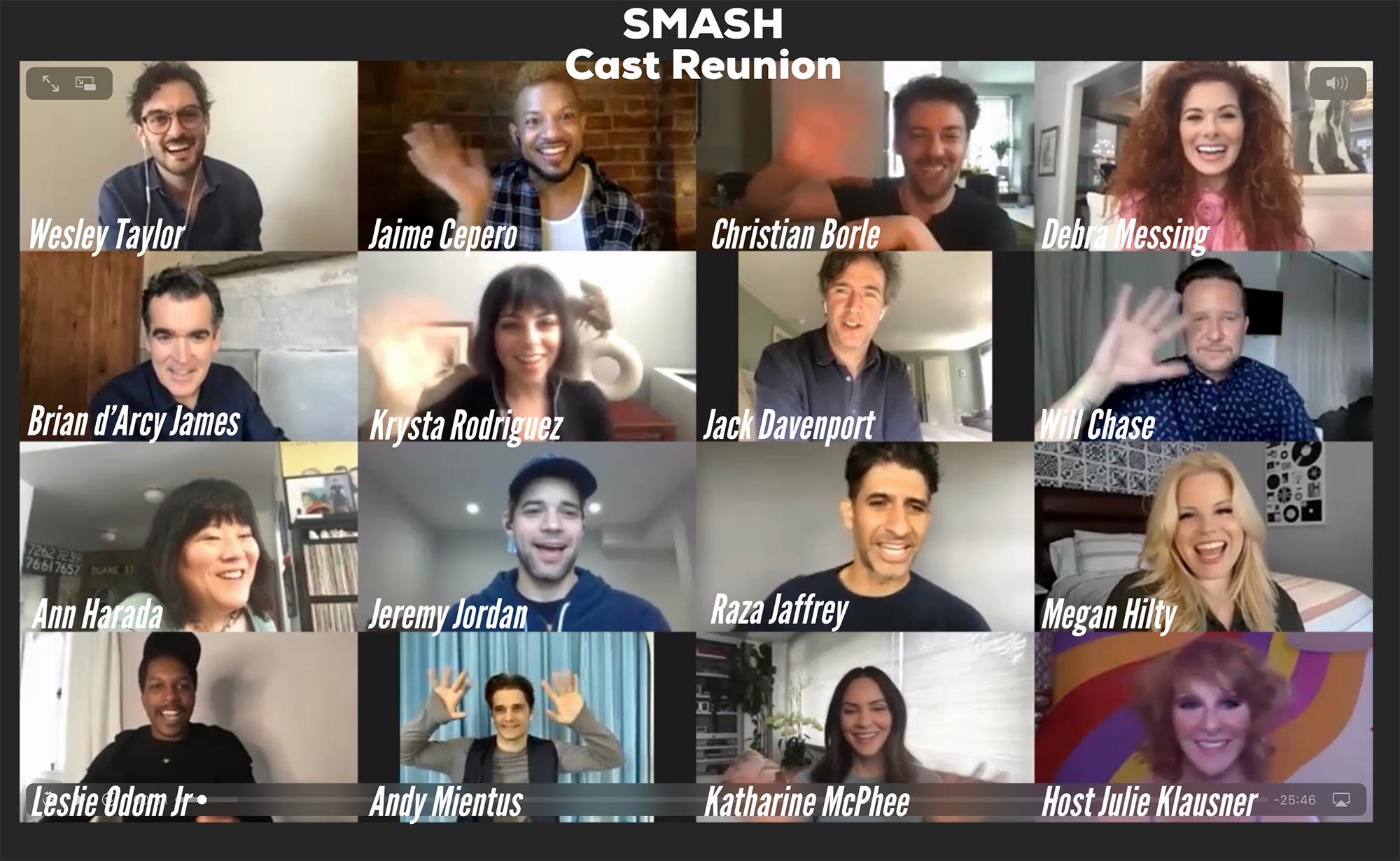 SMASH Reunion