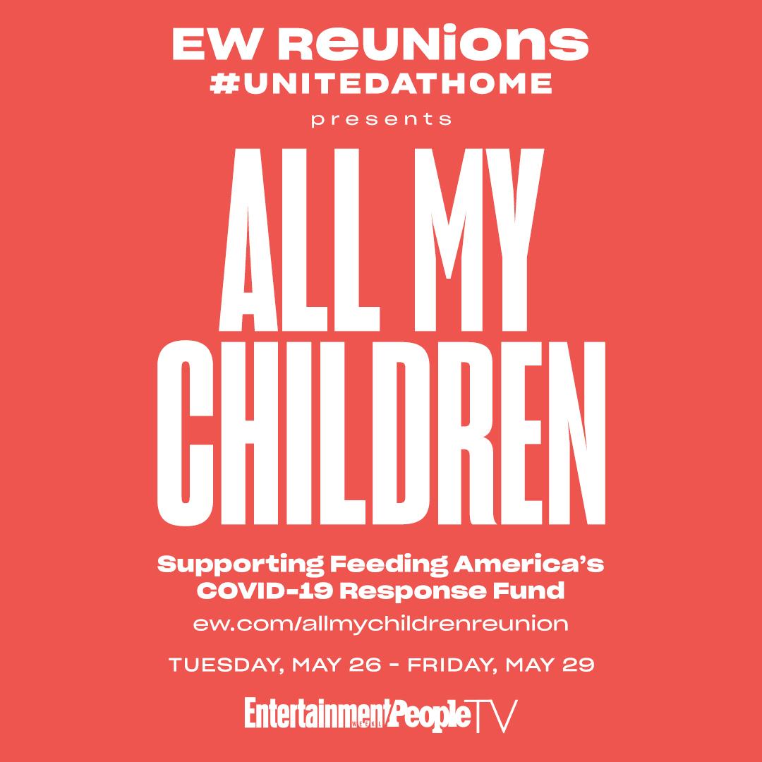 all my children ew reunions