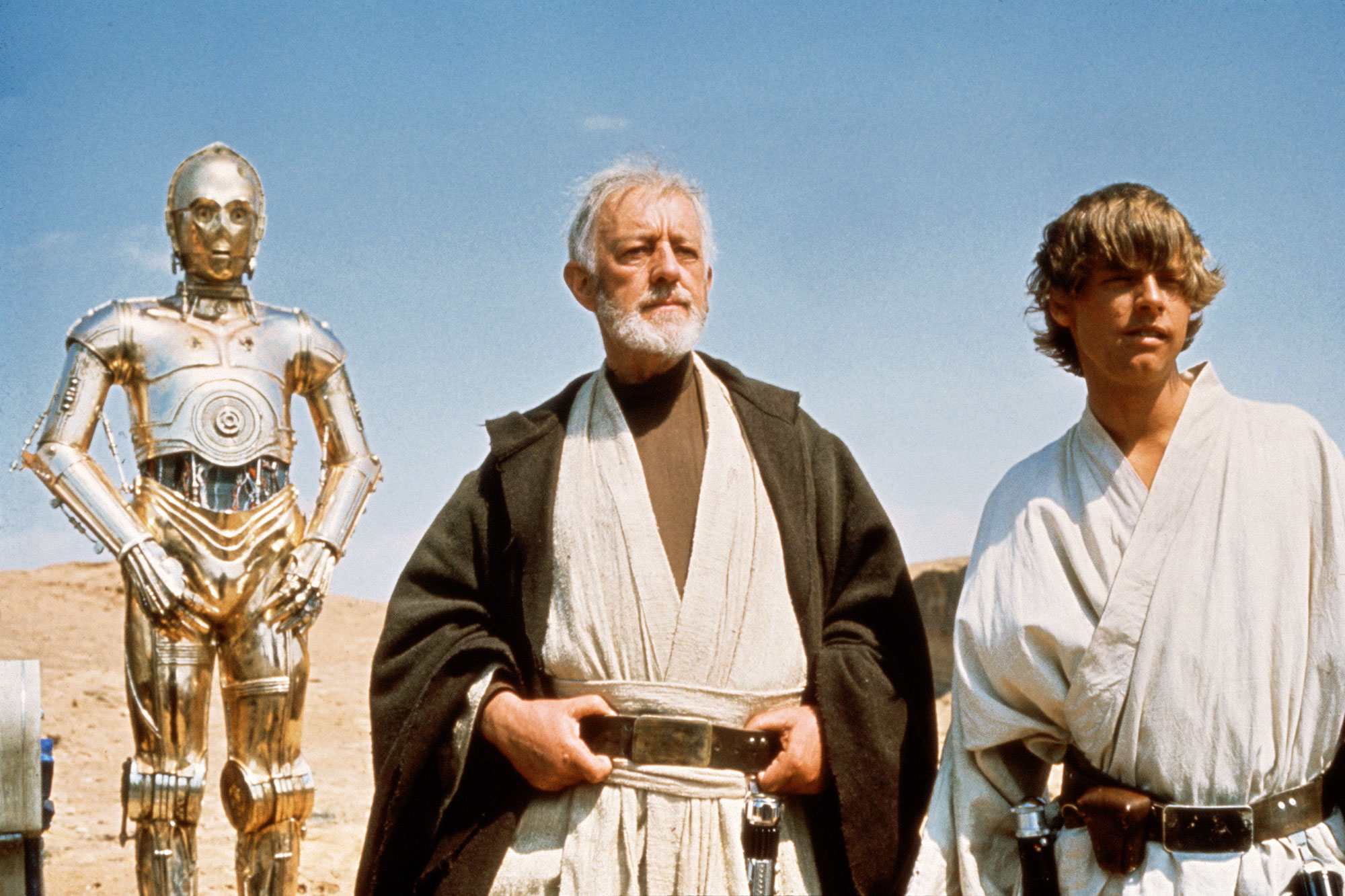Star Wars: A New Hope Episode IV