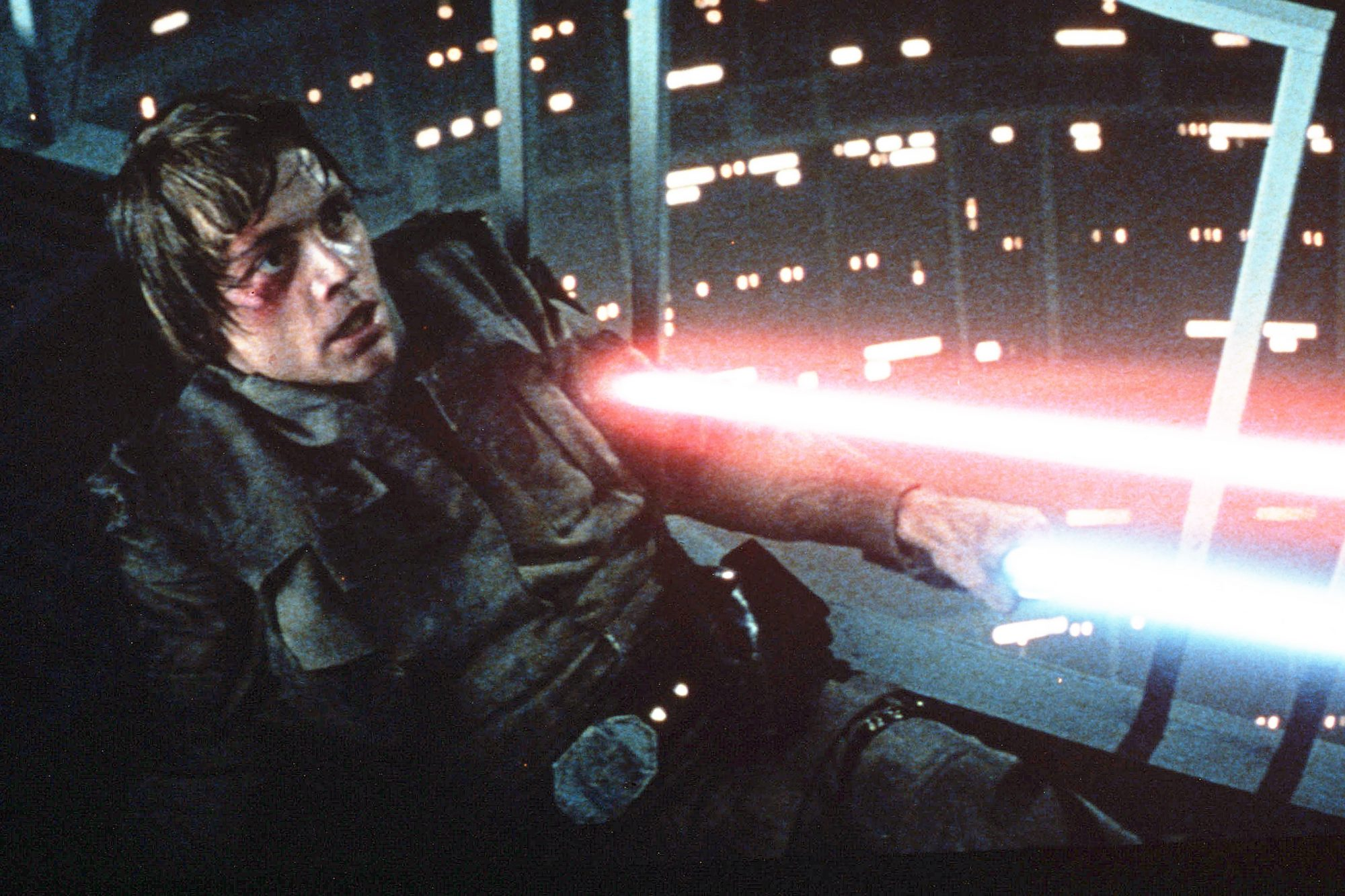 Mark Hamill The Star Wars Episode V - Empire Strikes Back - 1980