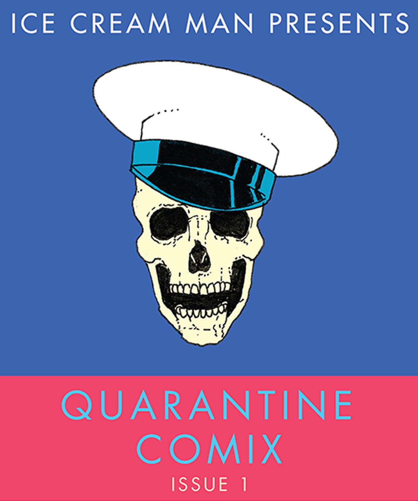 Quarantine comics