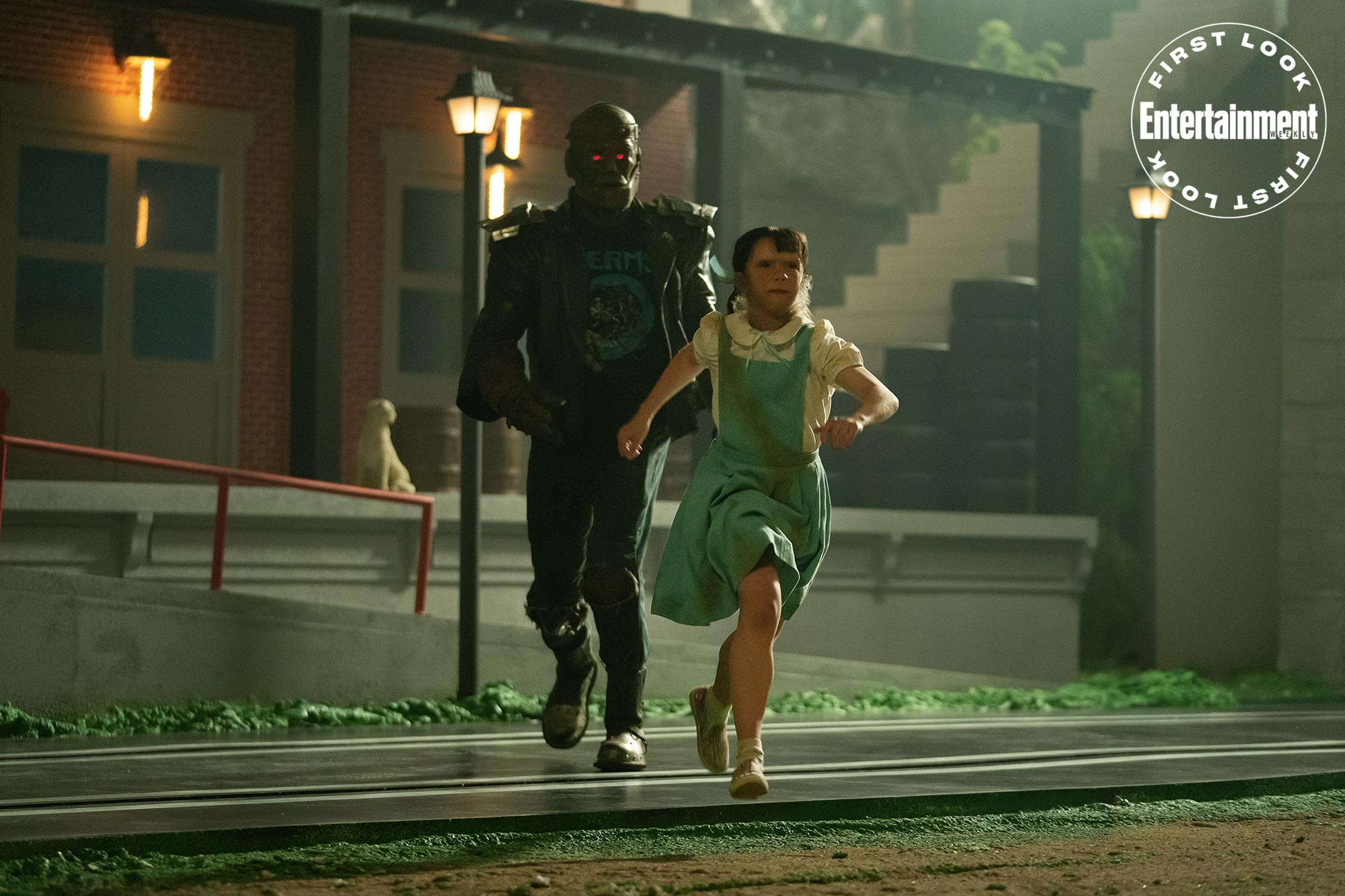 Doom Patrol Season 2 Photos Dorothy Spinner Arrives Mark
