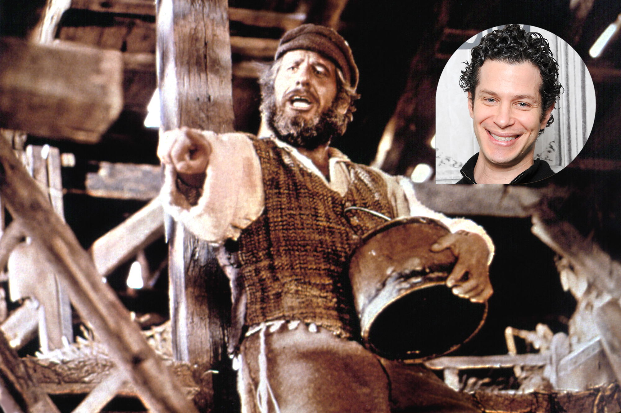 FIDDLER ON THE ROOF, Tommy Kail