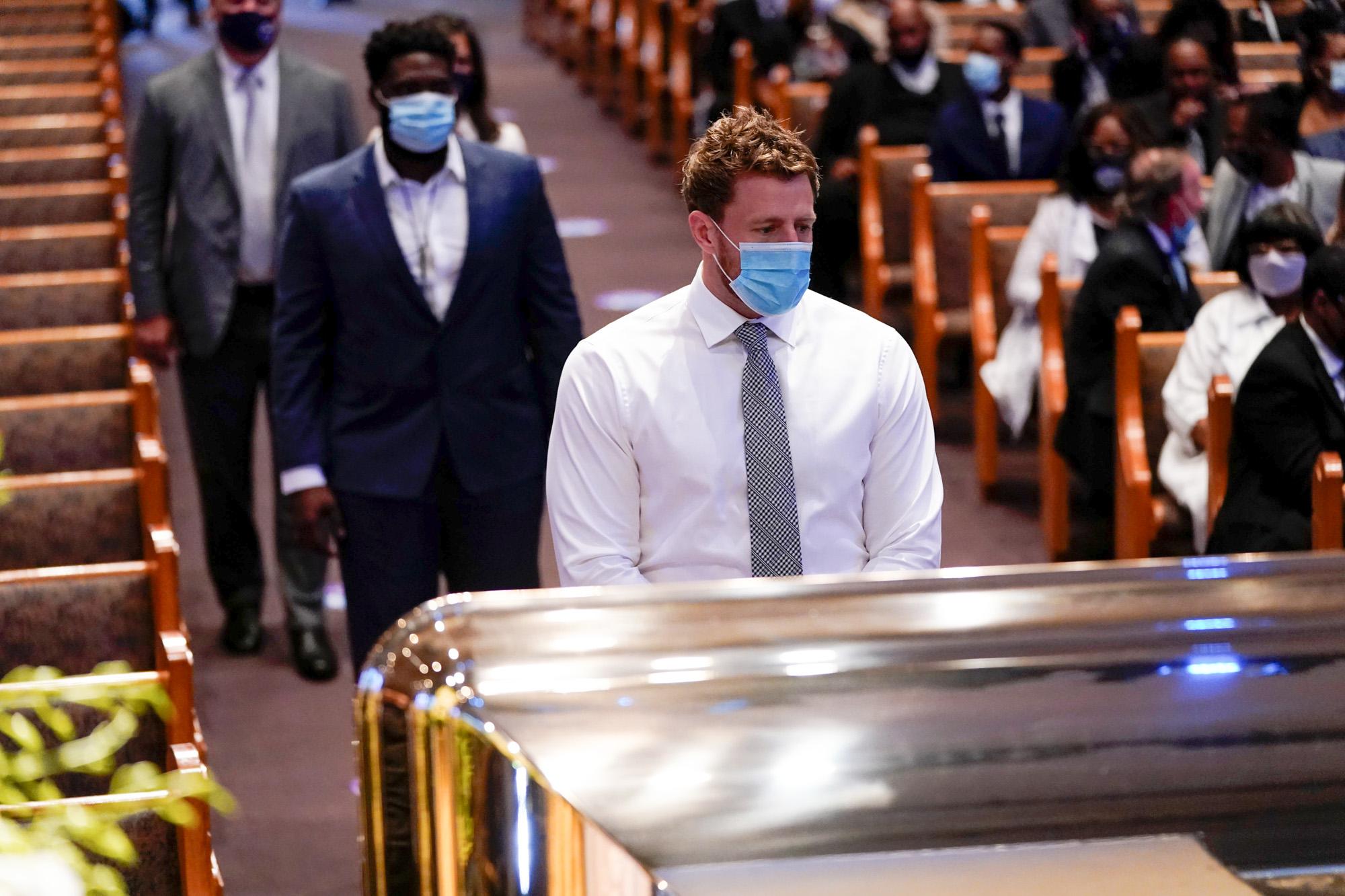George Floyd Funeral