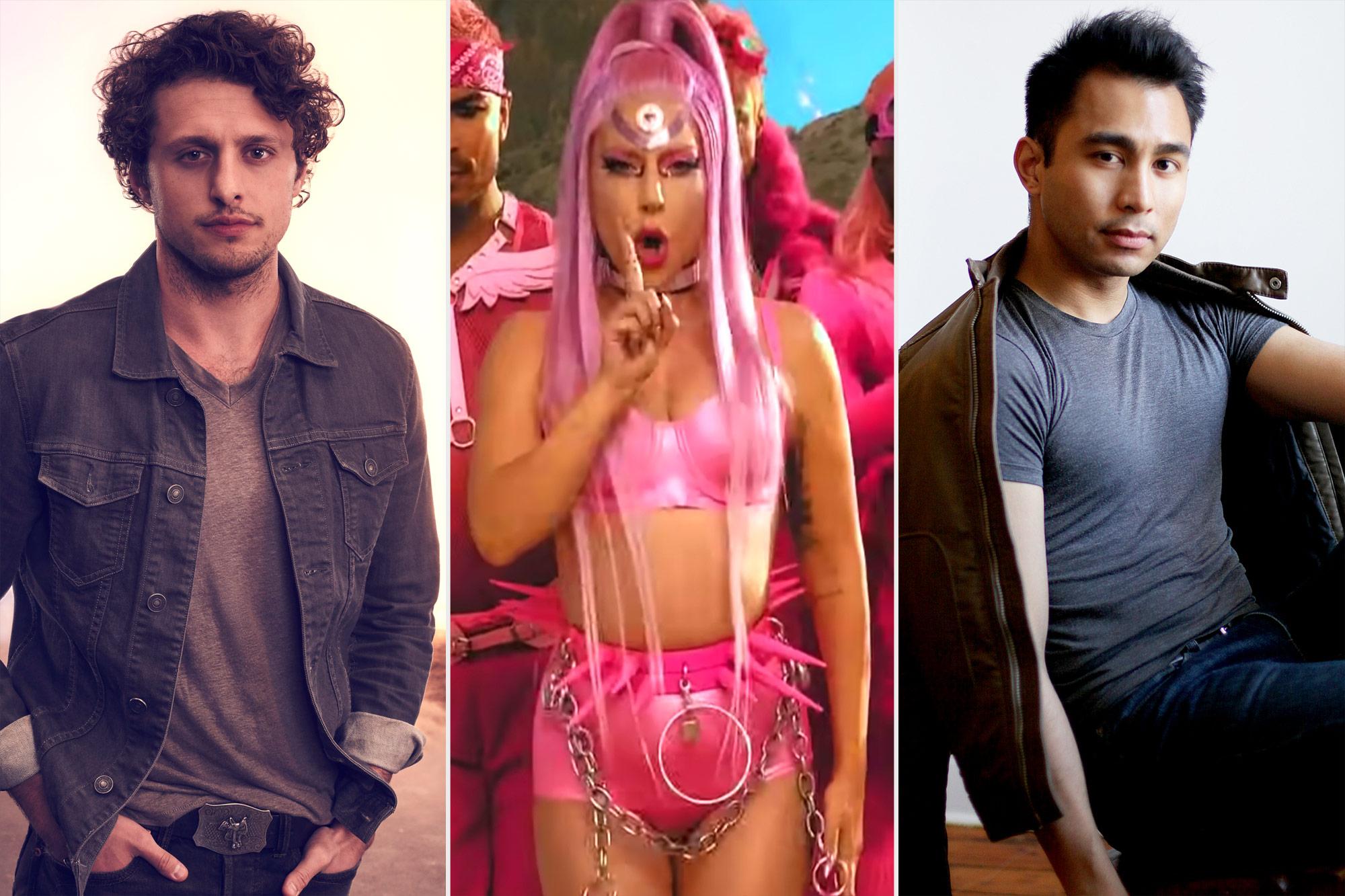 Michael Vlamis; Lady Gaga; Matt Ortile