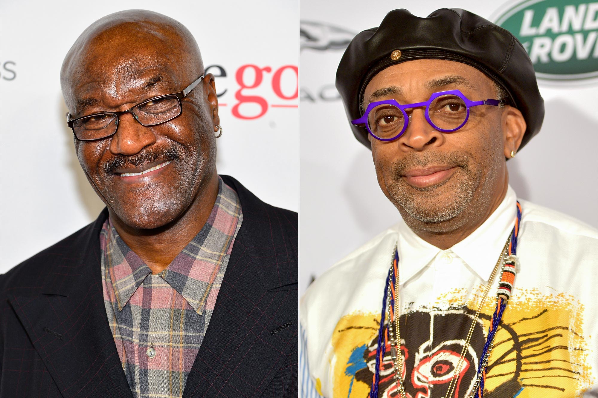 Delroy Lindo; Spike Lee