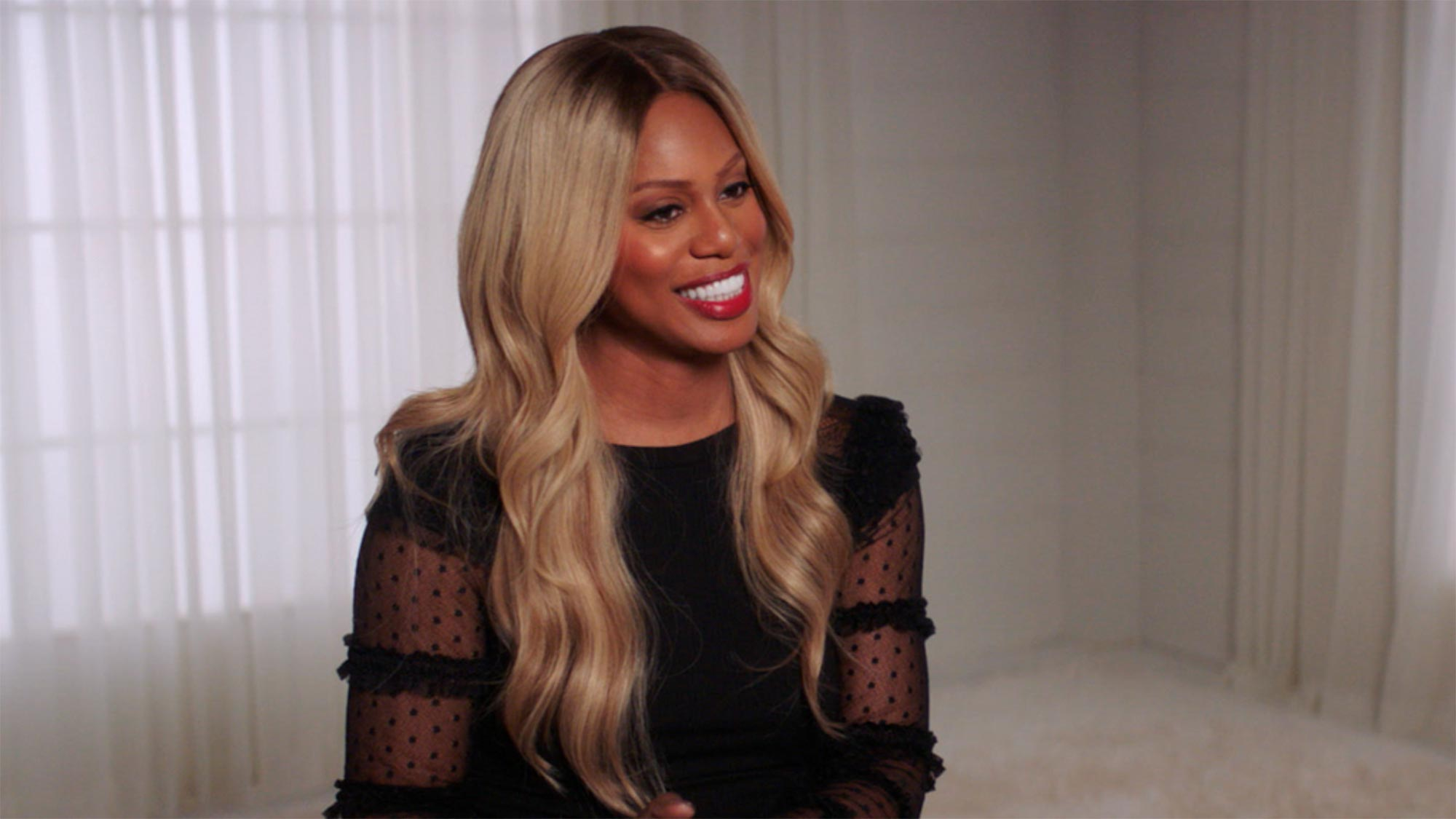 Disclosure trailer: Laverne Cox emphasizes trans stories in ...