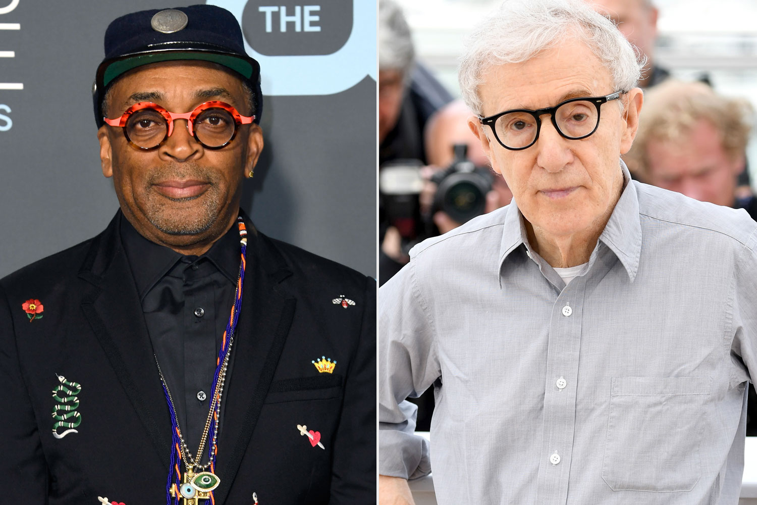 Spike Lee, Woody Allen