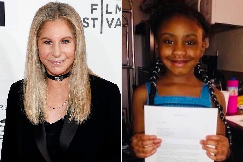 Barbra Streisand, Gianna Floyd