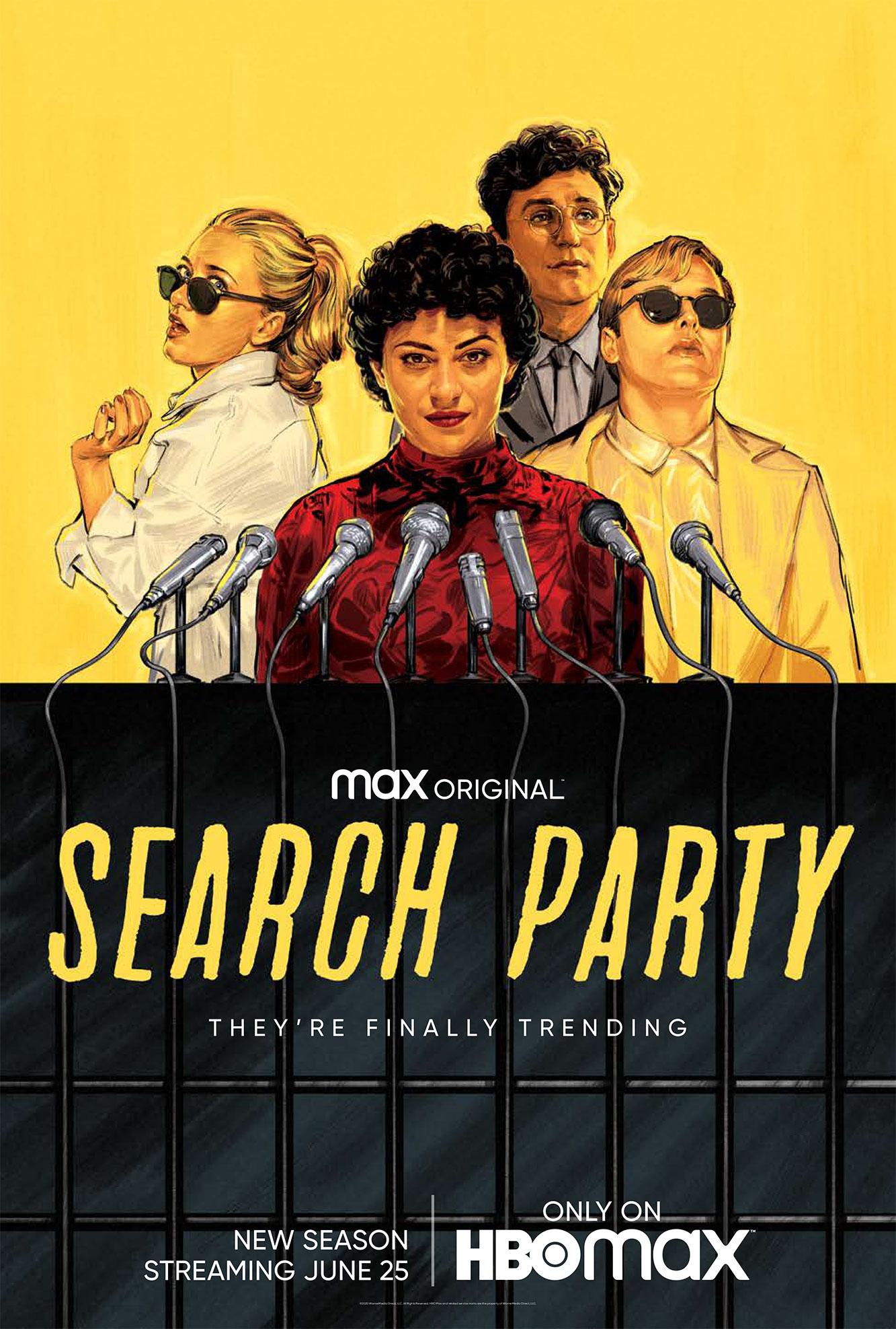 Search Party season 3