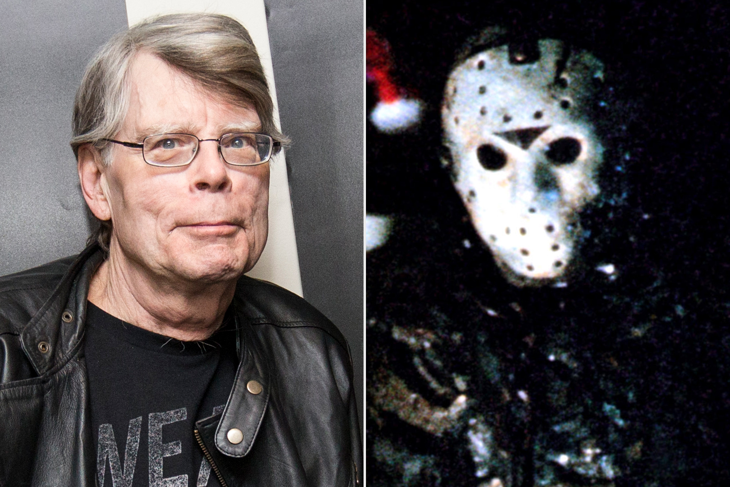 Stephen King; FRIDAY THE 13TH