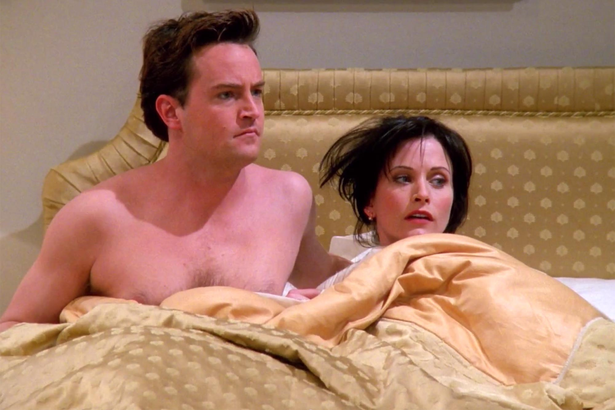 Chandler and Monica, Friends