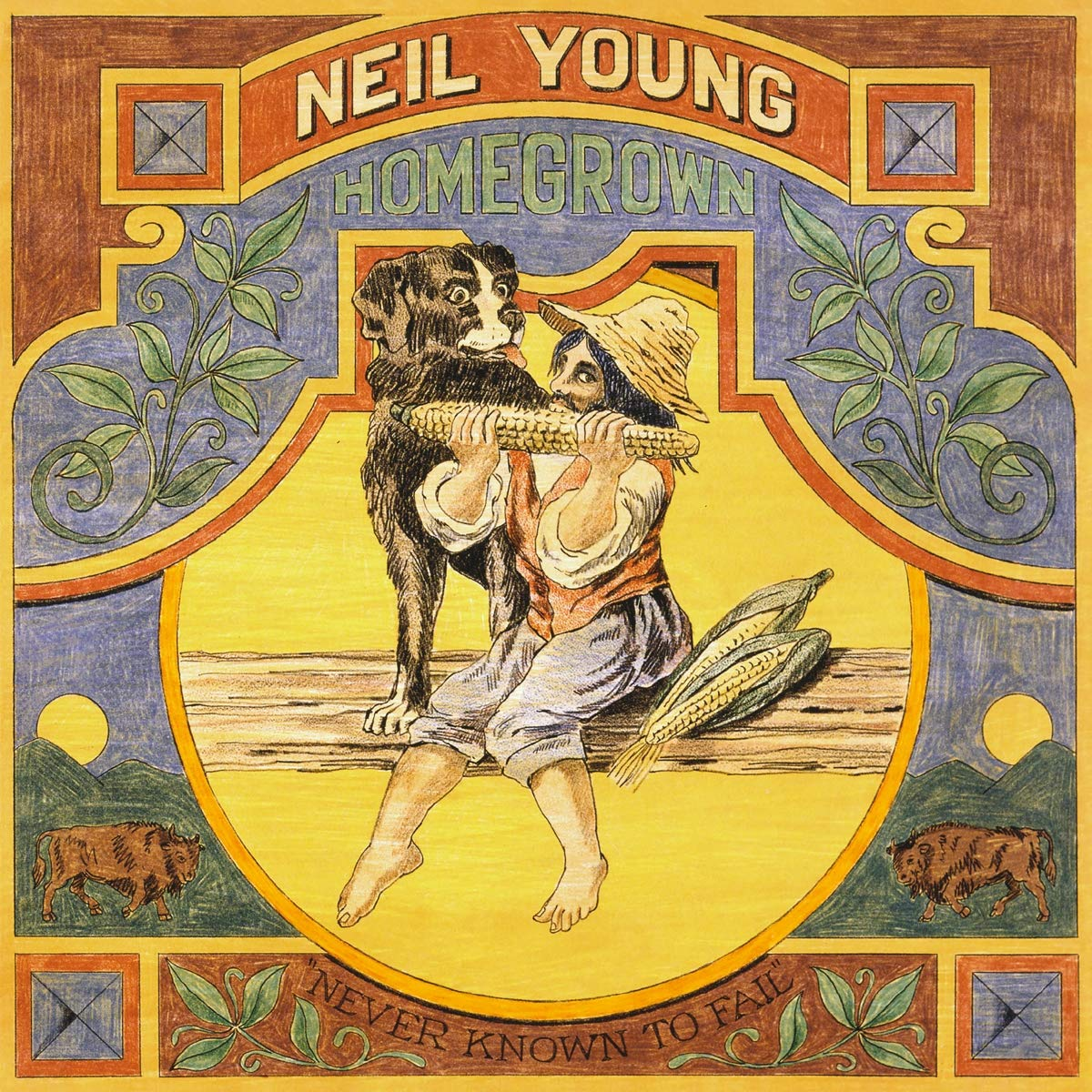 Homegrown by Neil Young