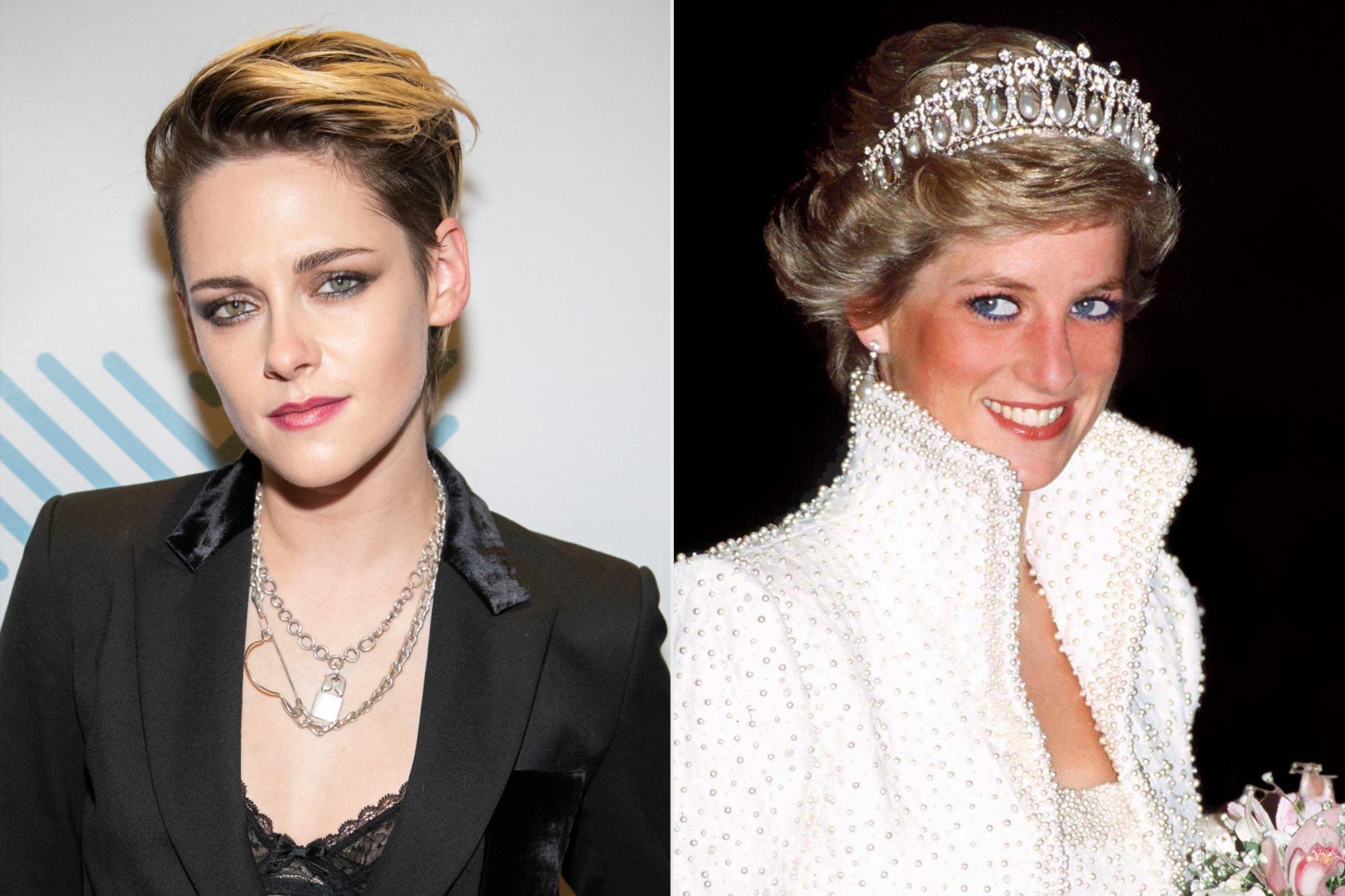 Kristen Stewart; Princess Diana