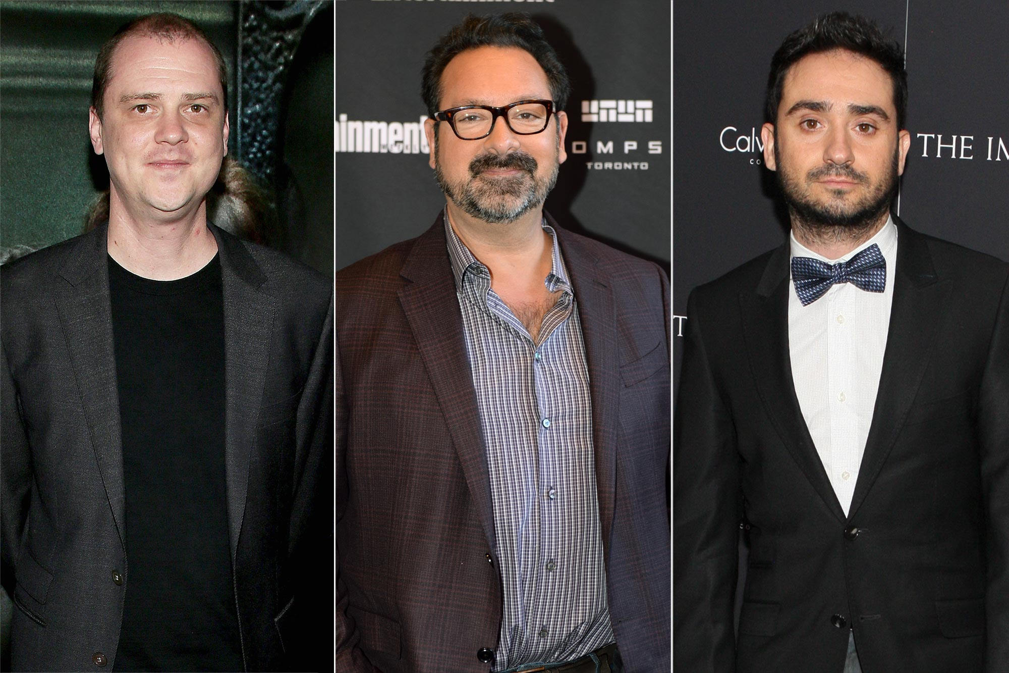 Mike Flanagan, James Mangold, and JA Bayona