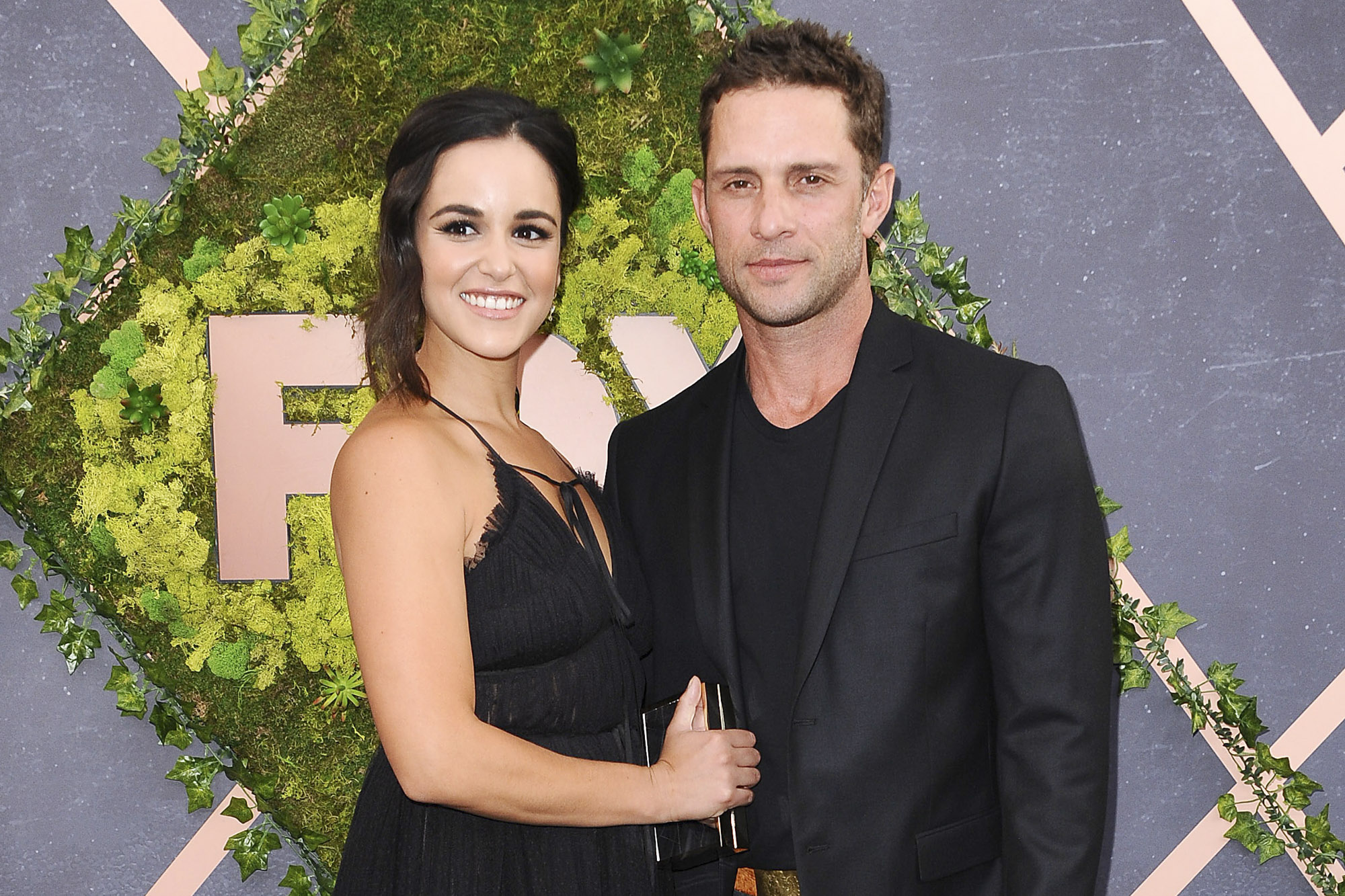 Melissa Fumero and David Fumero