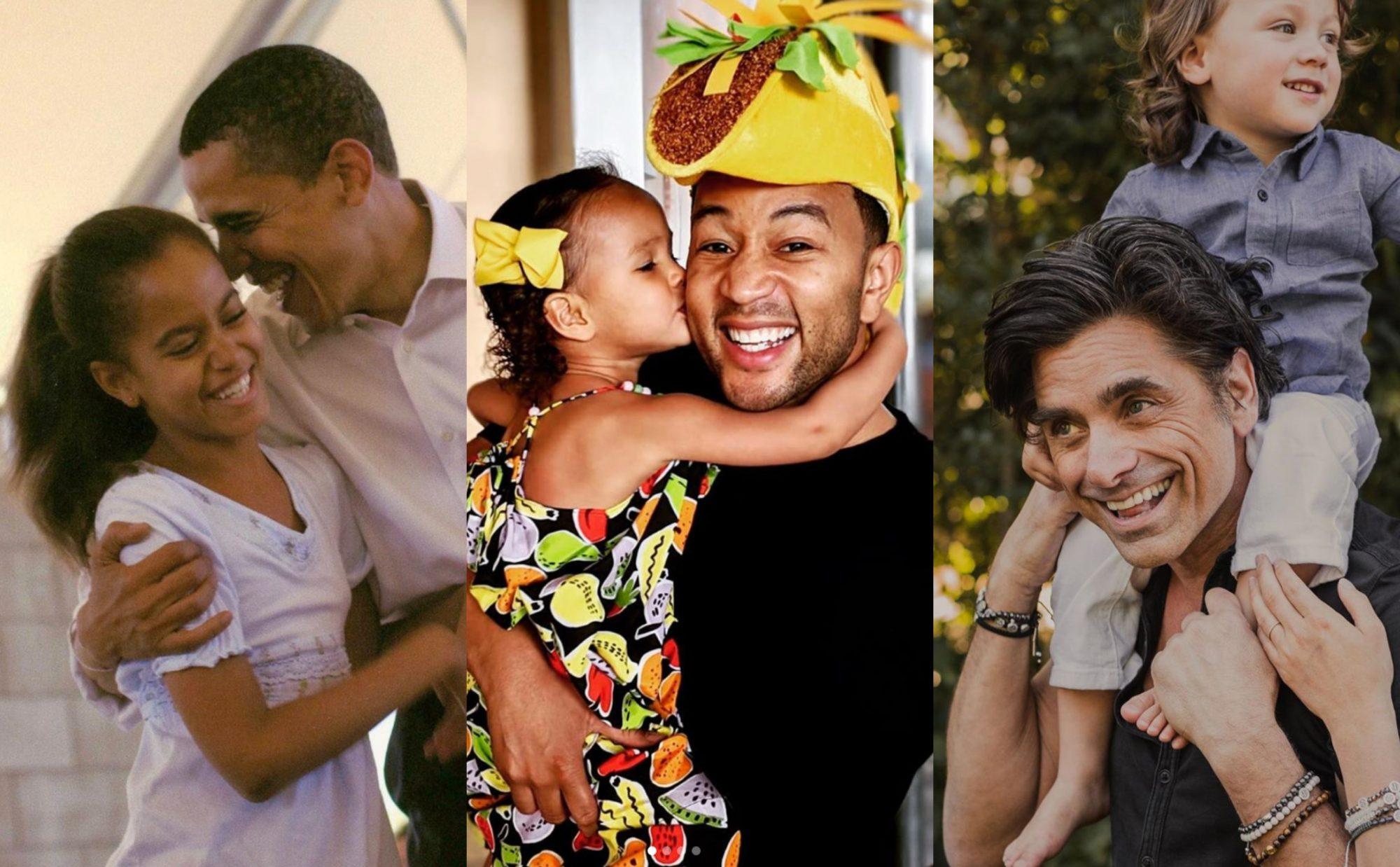 fathers day obama john legend john stamos