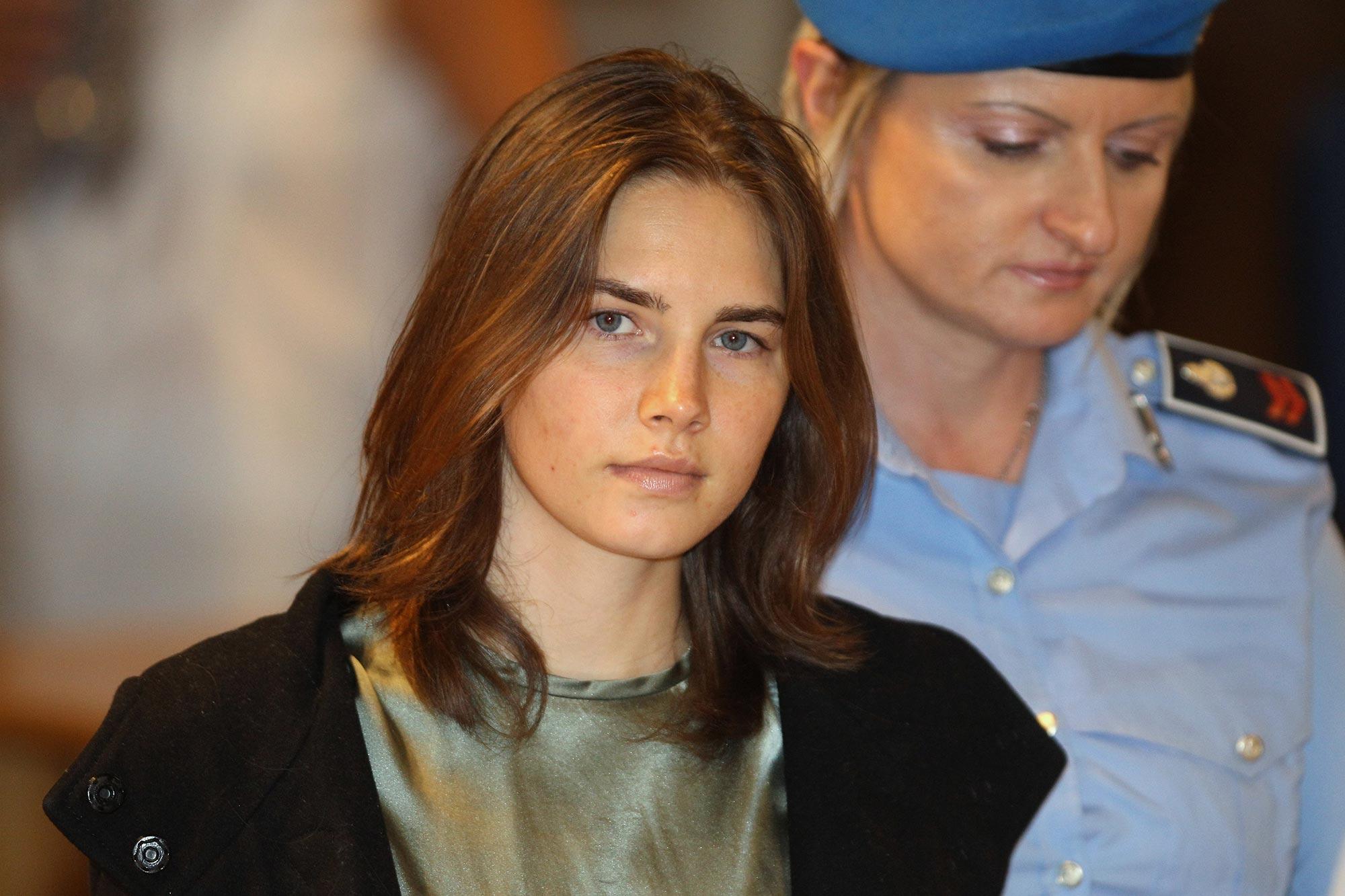 Amanda Knox Murder Trial