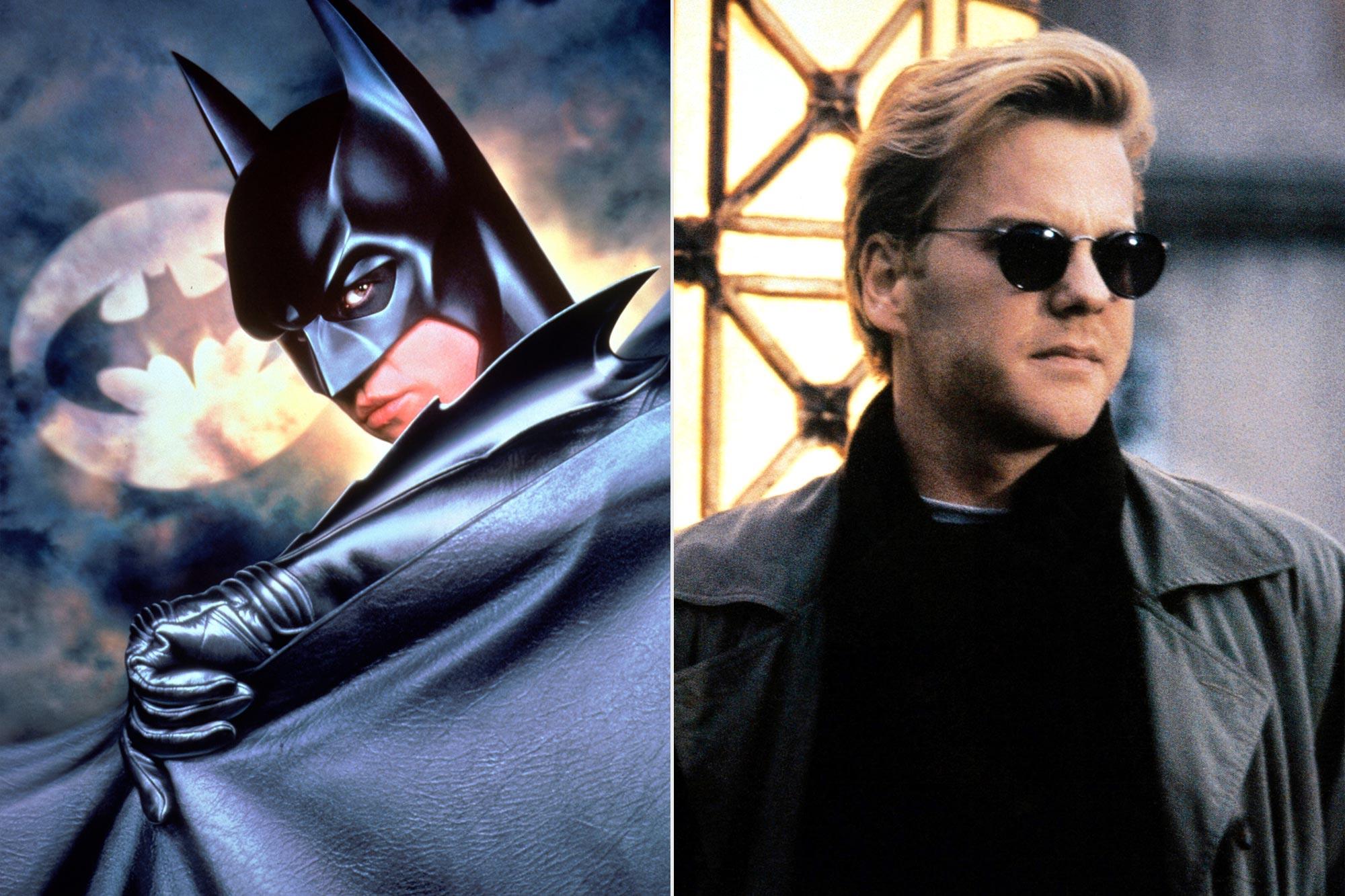 Batman Forever; Flatliners