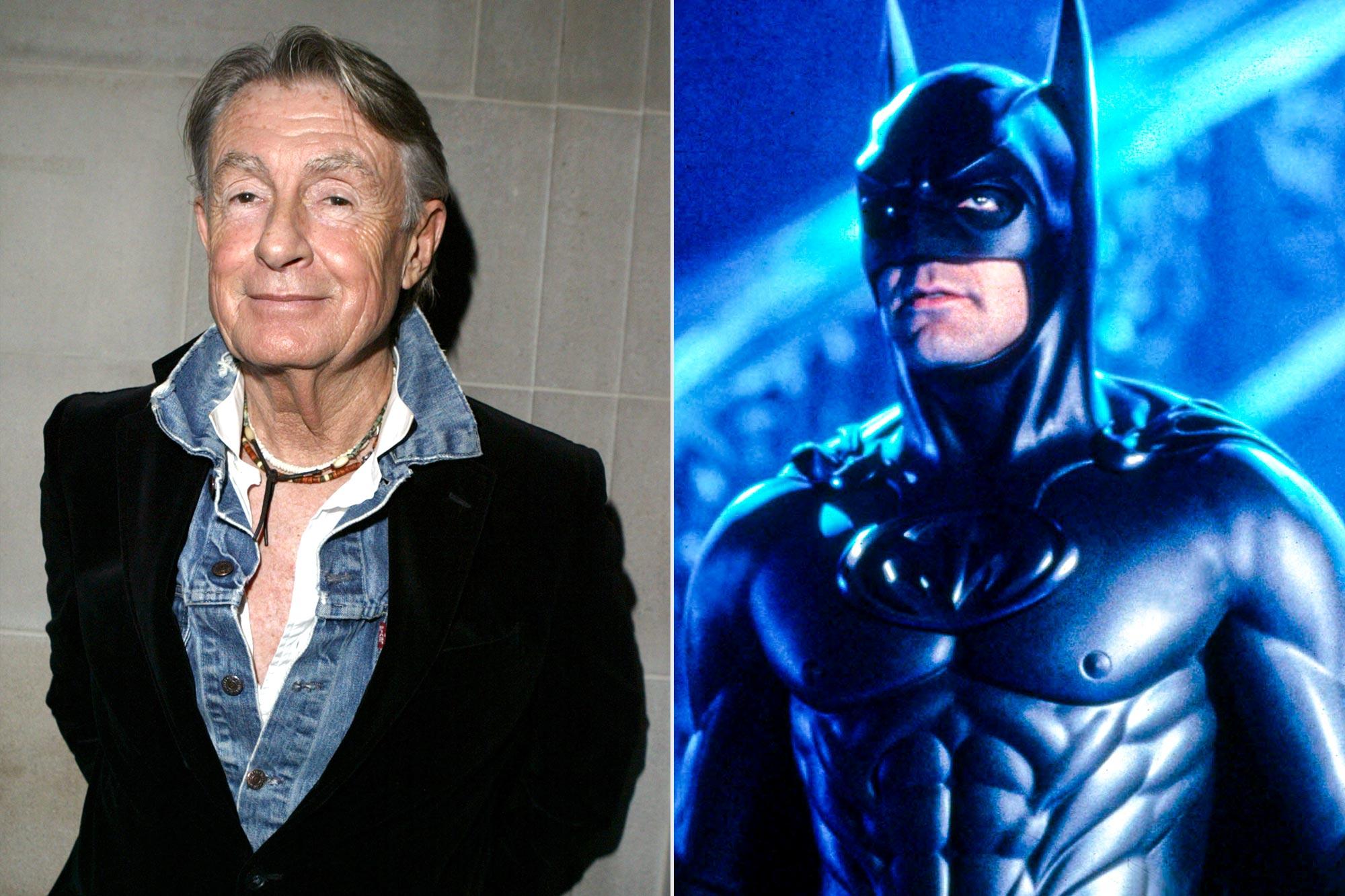 Joel Schumacher; Batman and Robin