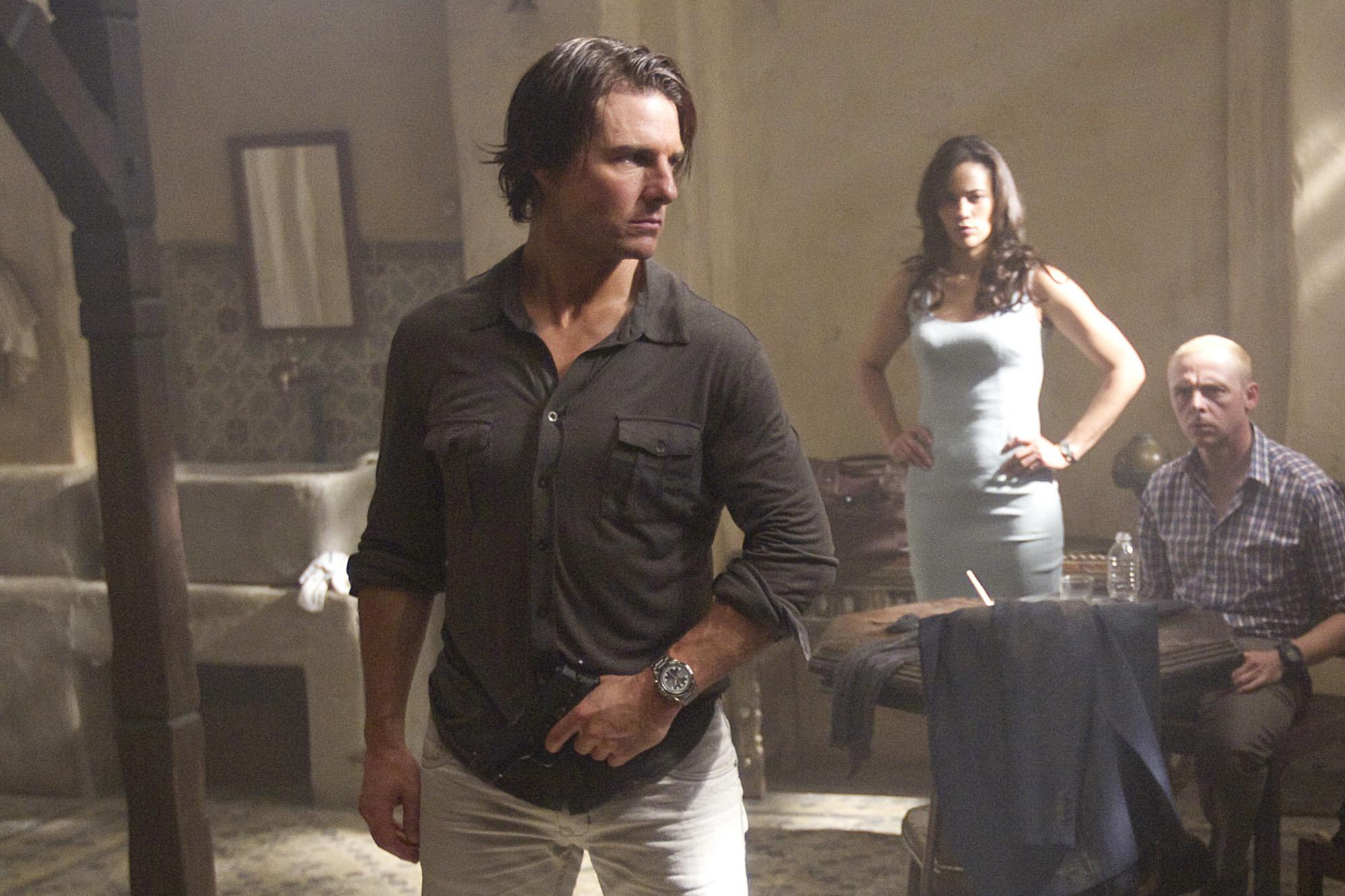Tom Cruise Movies
